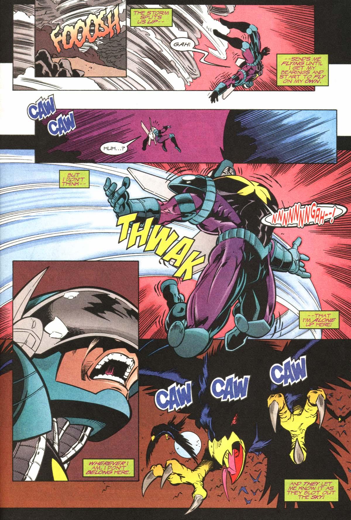Read online Slingers comic -  Issue #11 - 19