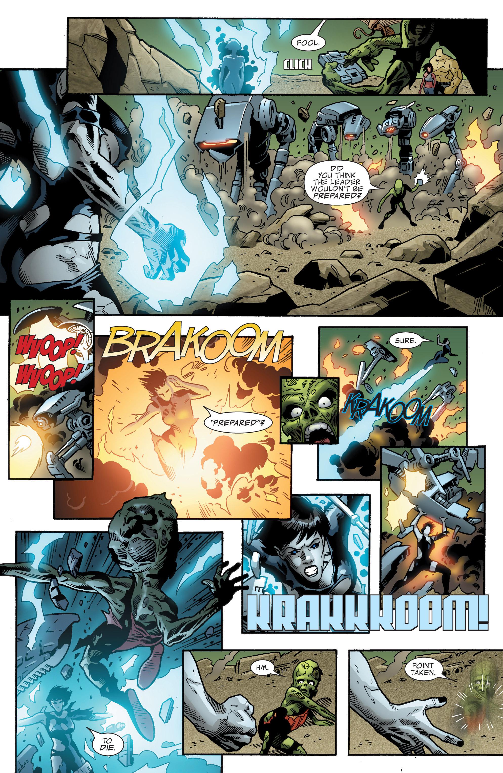 Read online World War Hulk Aftersmash: Warbound, Vol. 1 comic -  Issue #5 - 22