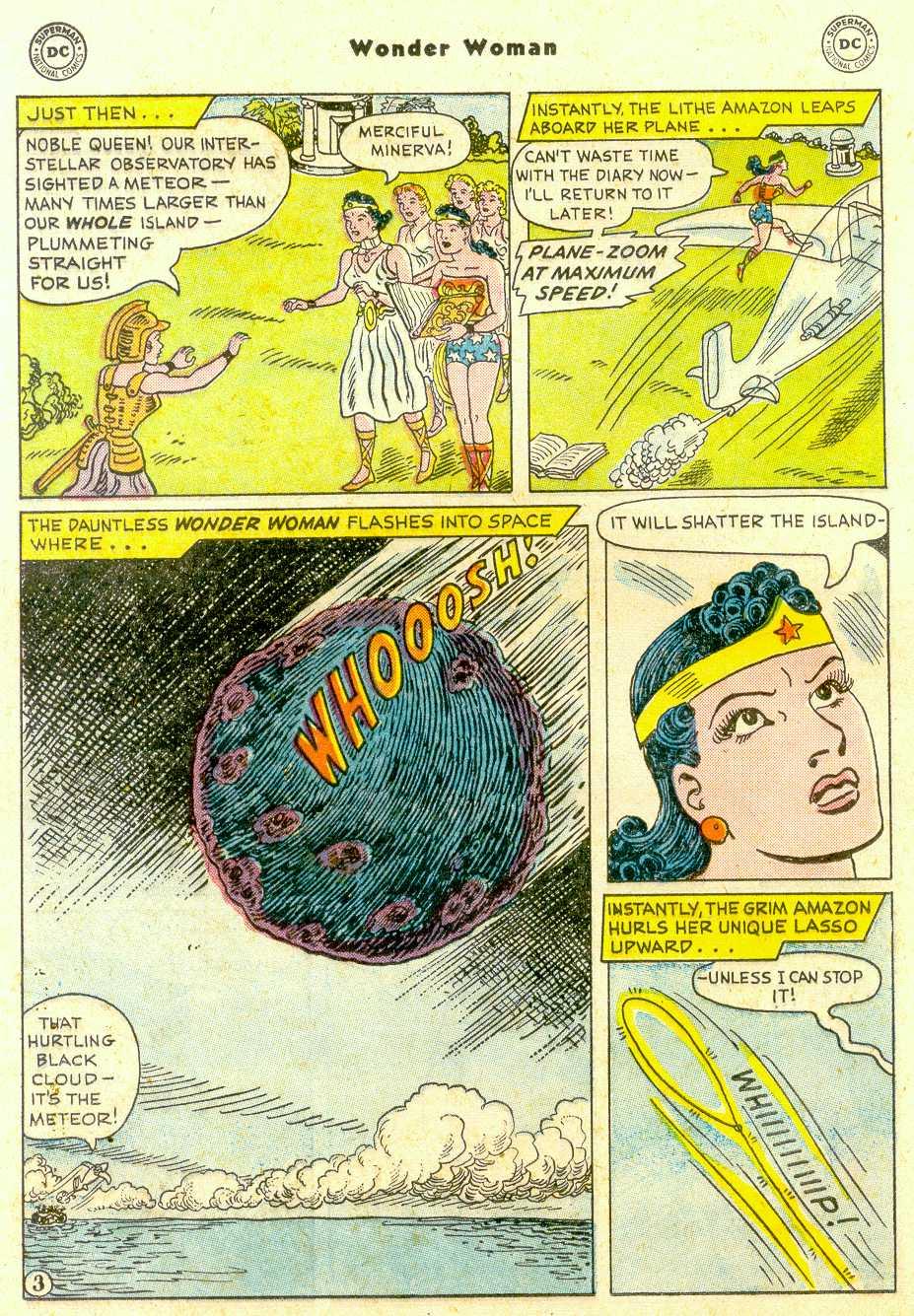Read online Wonder Woman (1942) comic -  Issue #96 - 17