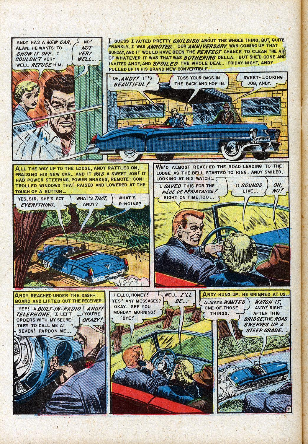 Read online Shock SuspenStories comic -  Issue #11 - 28