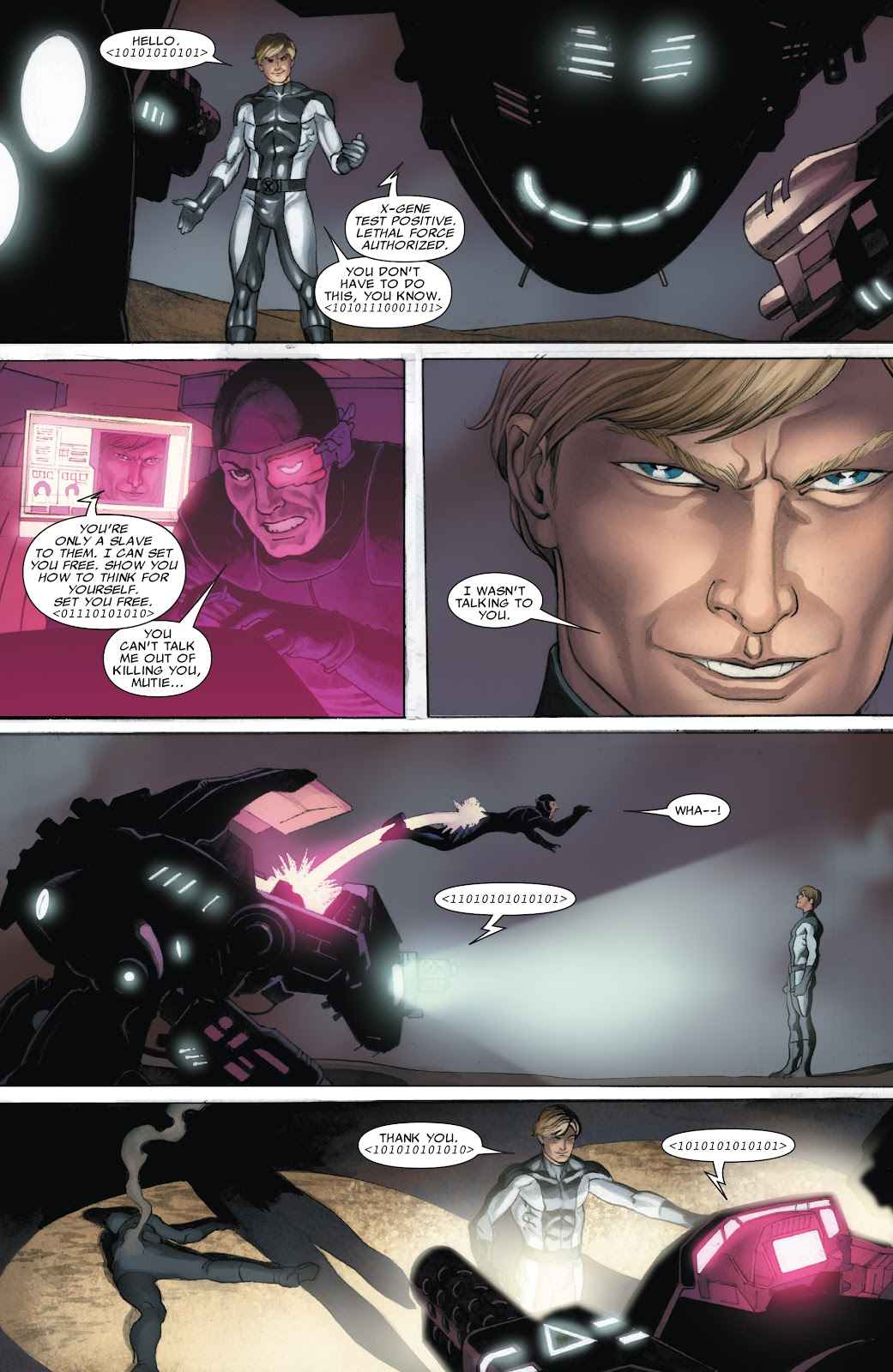 Read online X-Men: Second Coming comic -  Issue # _TPB (Part 3) - 62