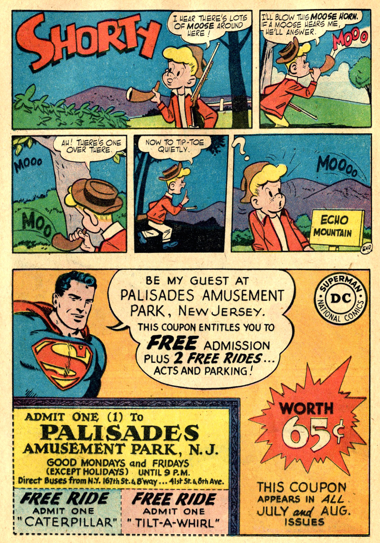 Read online Action Comics (1938) comic -  Issue #242 - 24
