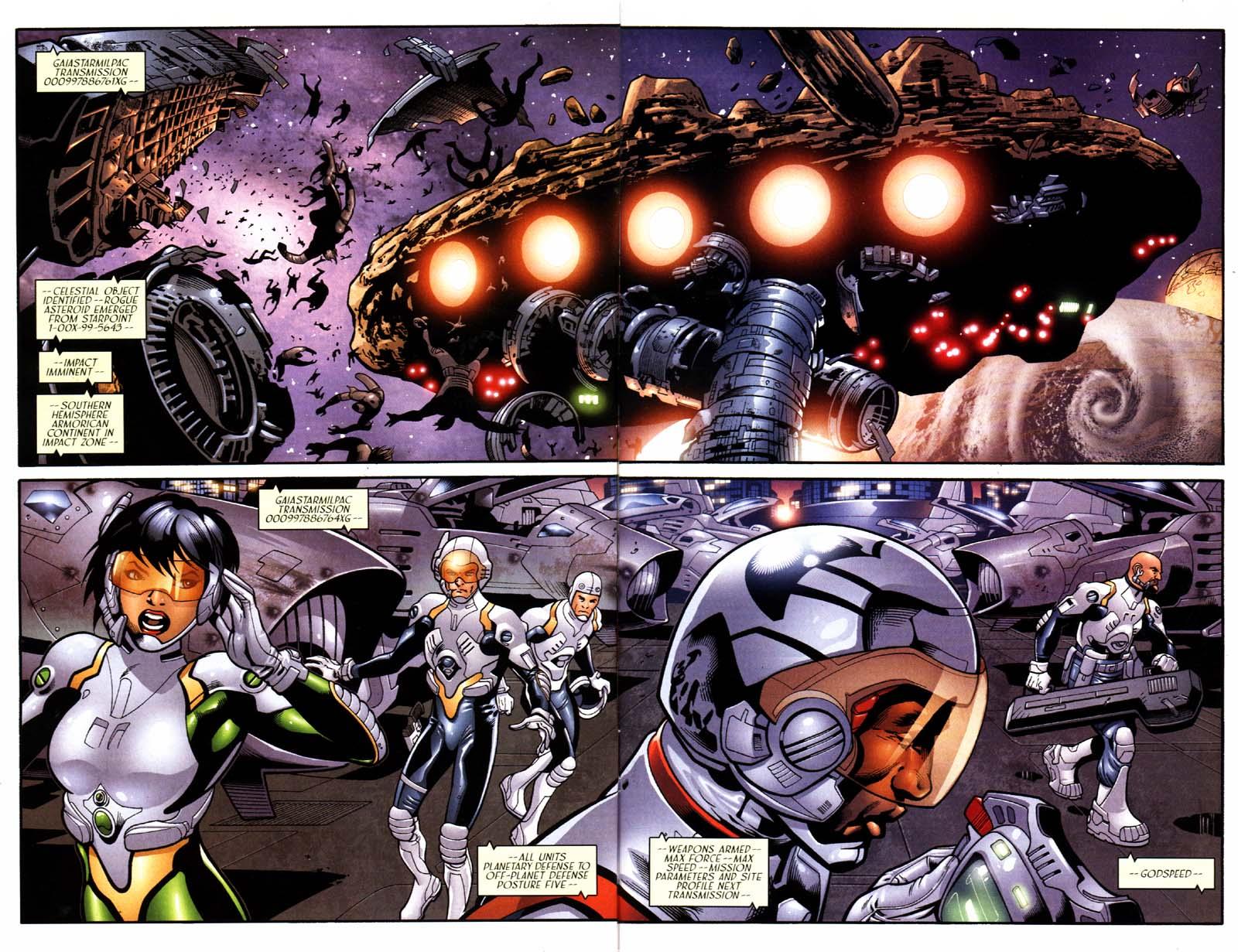 Read online Sigil (2000) comic -  Issue #23 - 10