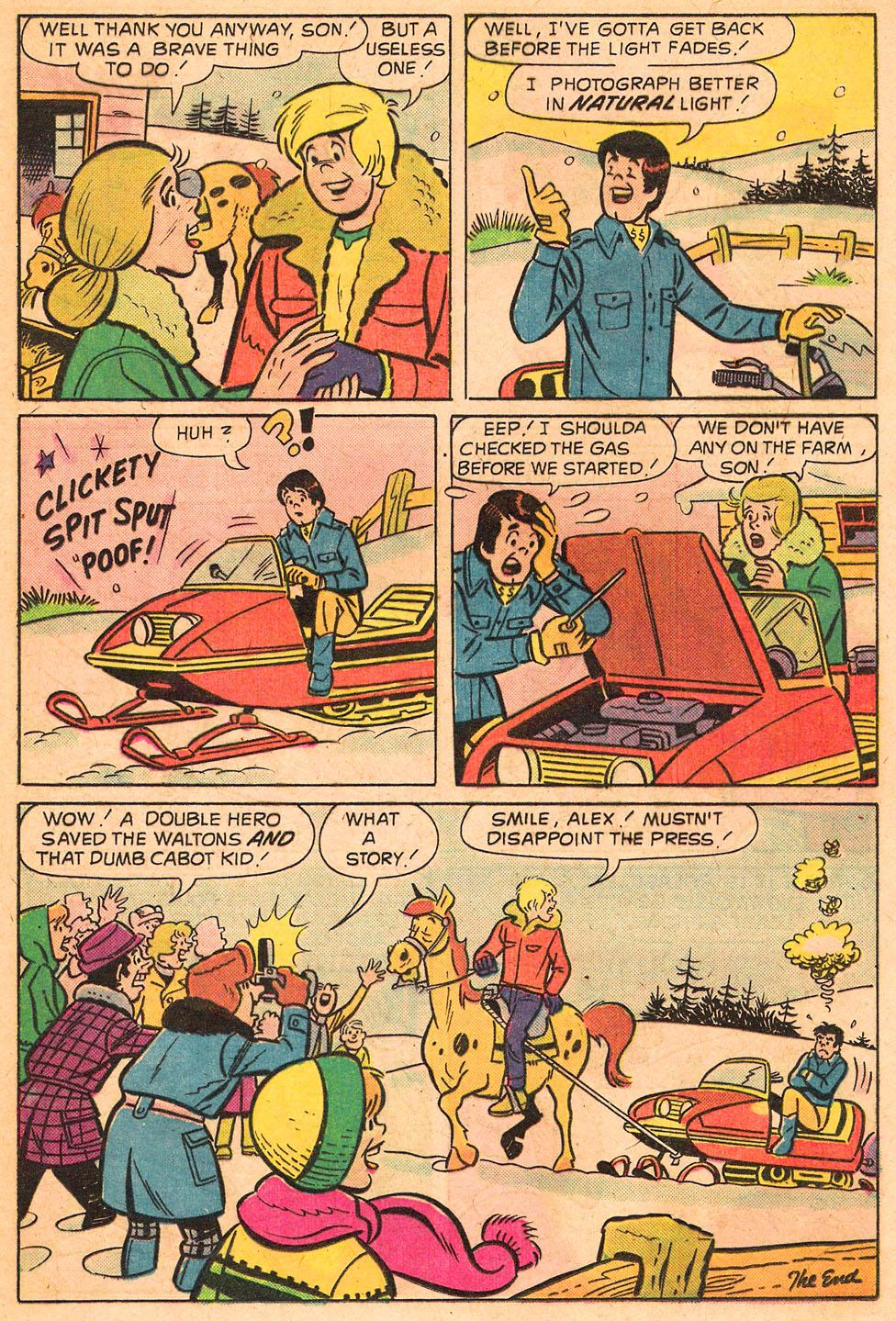 Read online She's Josie comic -  Issue #82 - 24