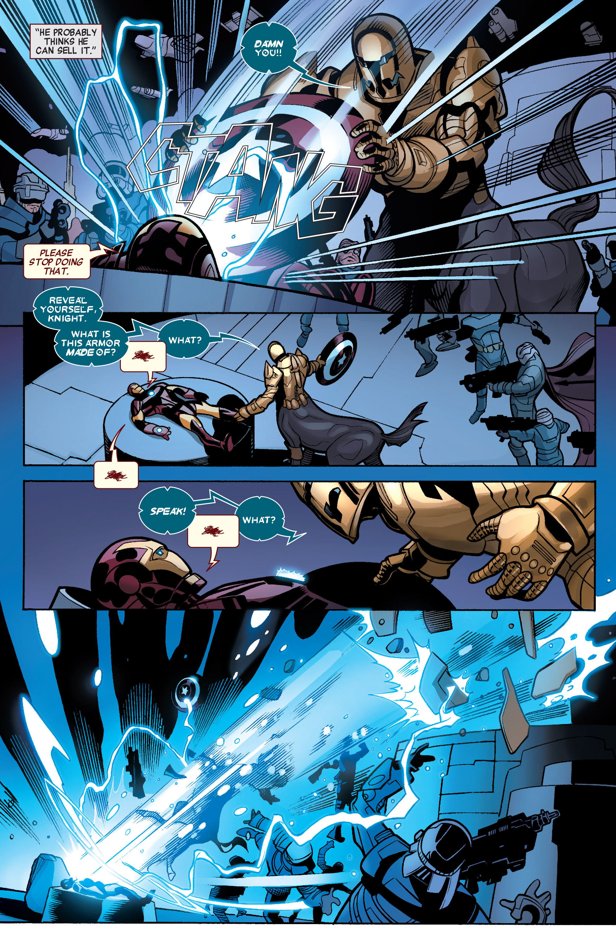 Read online Avengers (2010) comic -  Issue #33 - 18