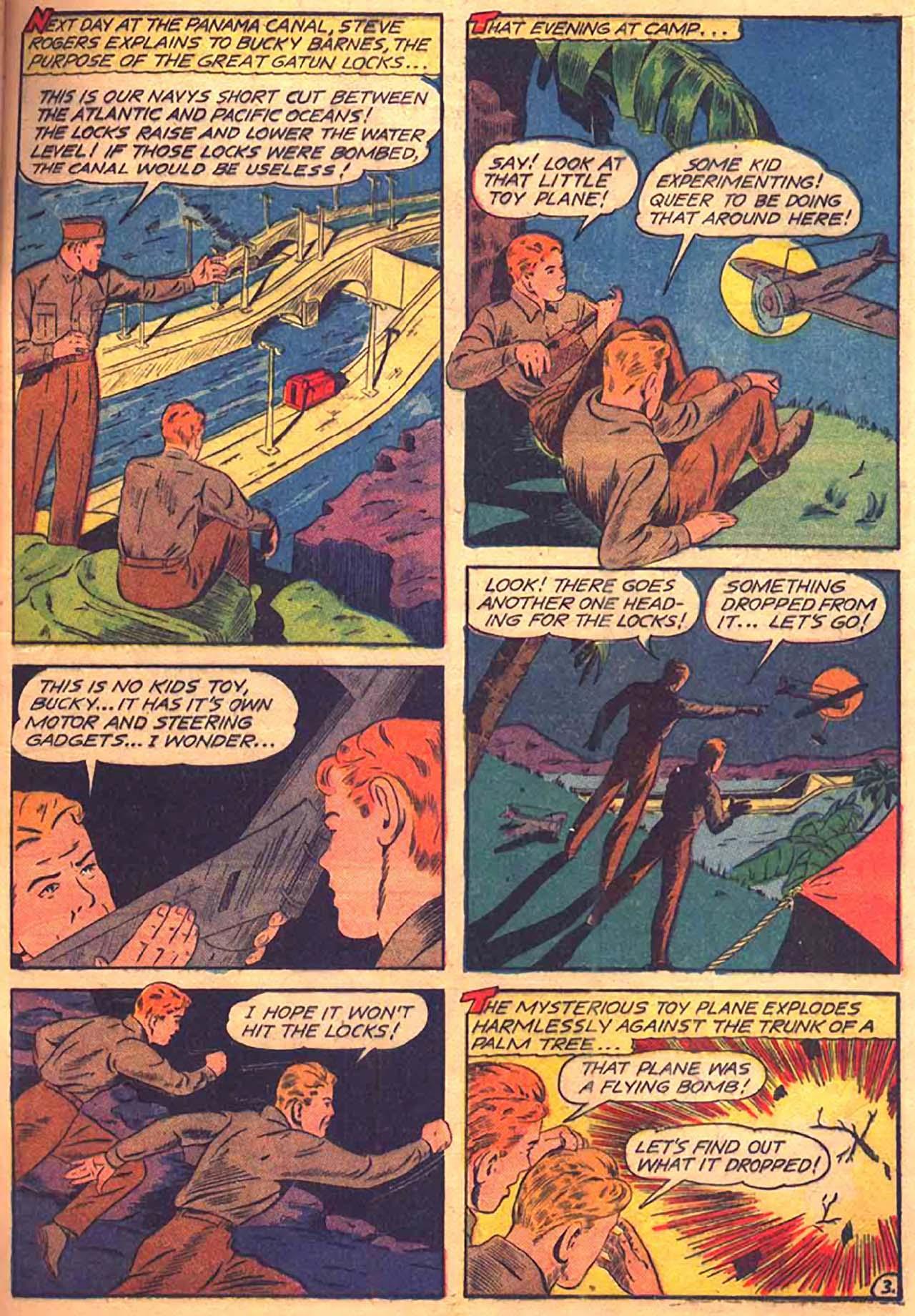 Read online All-Winners Comics comic -  Issue #9 - 18