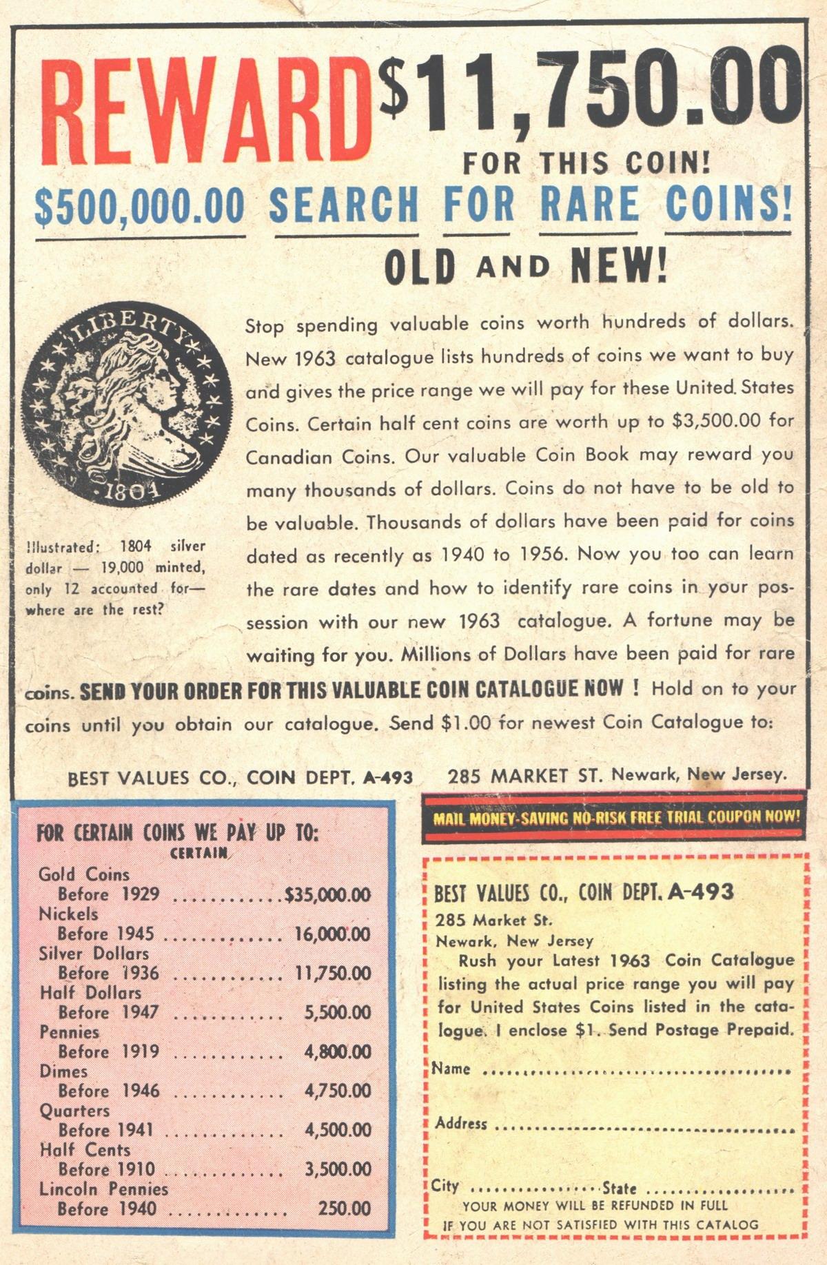 Read online Adventure Comics (1938) comic -  Issue #310 - 36