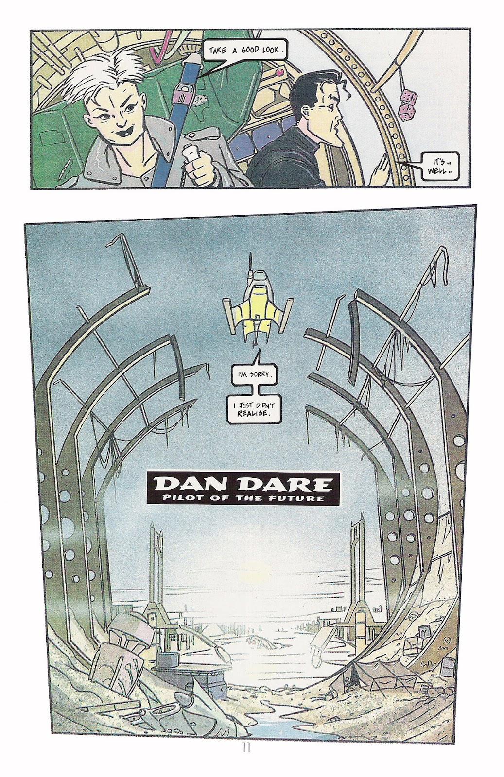 Read online Dare comic -  Issue #2 - 12