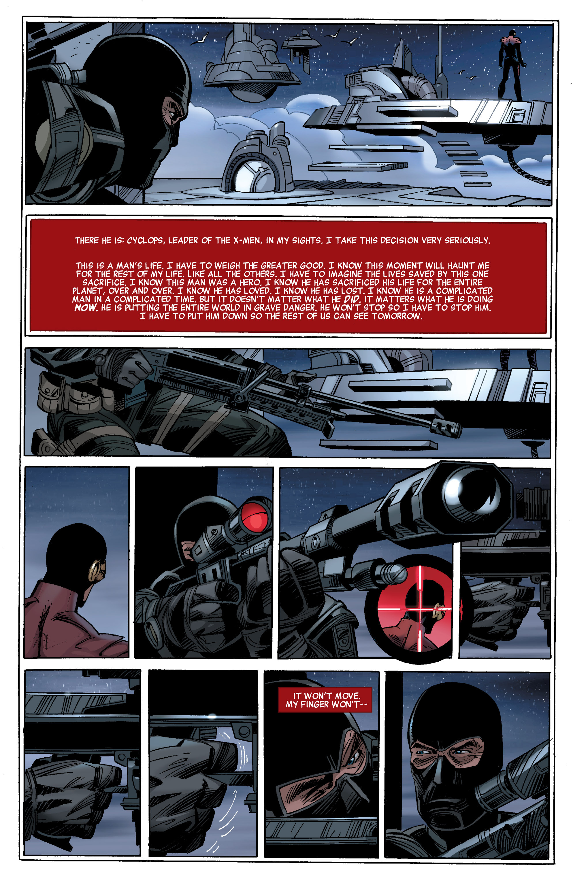 Read online Avengers (2010) comic -  Issue #28 - 10
