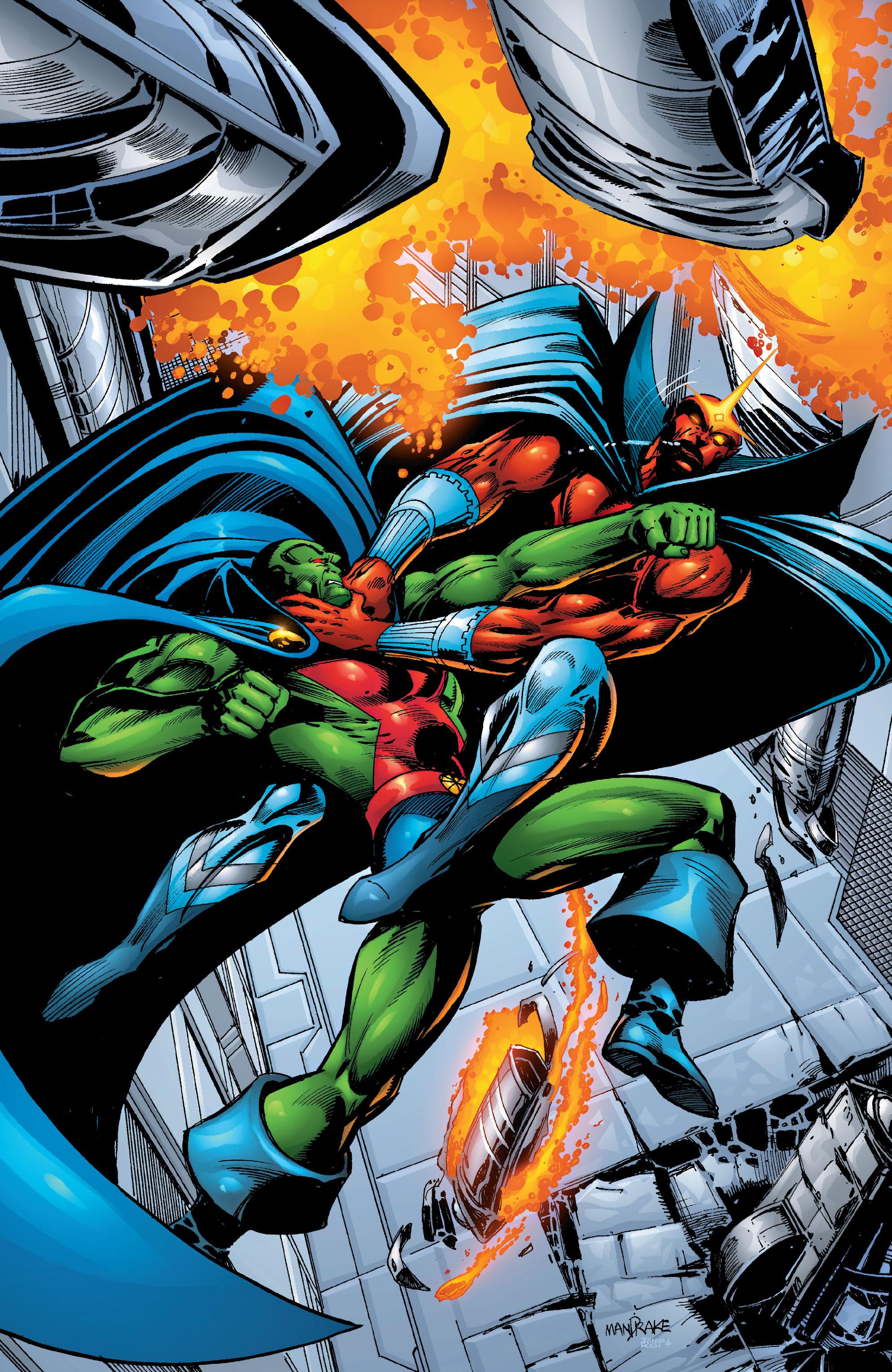 Read online Martian Manhunter: Son of Mars comic -  Issue # TPB - 100