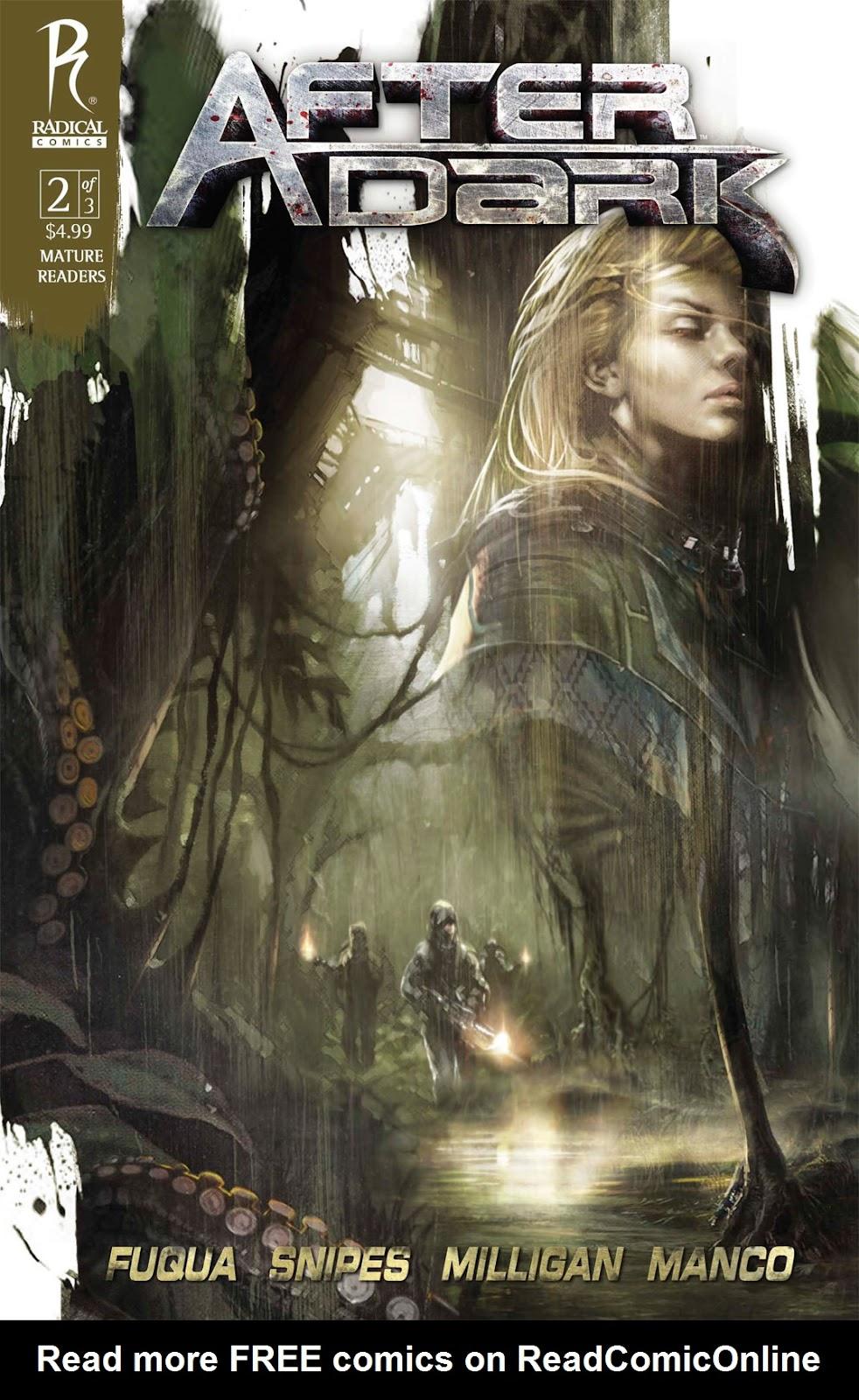 Read online After Dark comic -  Issue #2 - 1