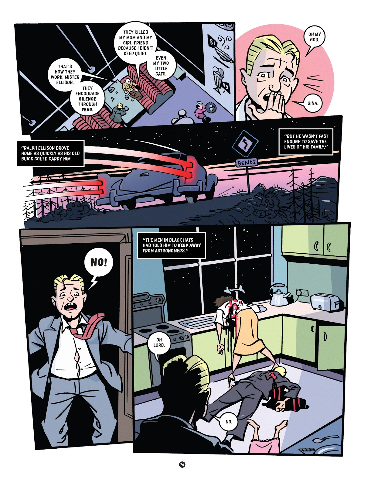 Read online Tales from Beyond Science comic -  Issue # TPB - 77