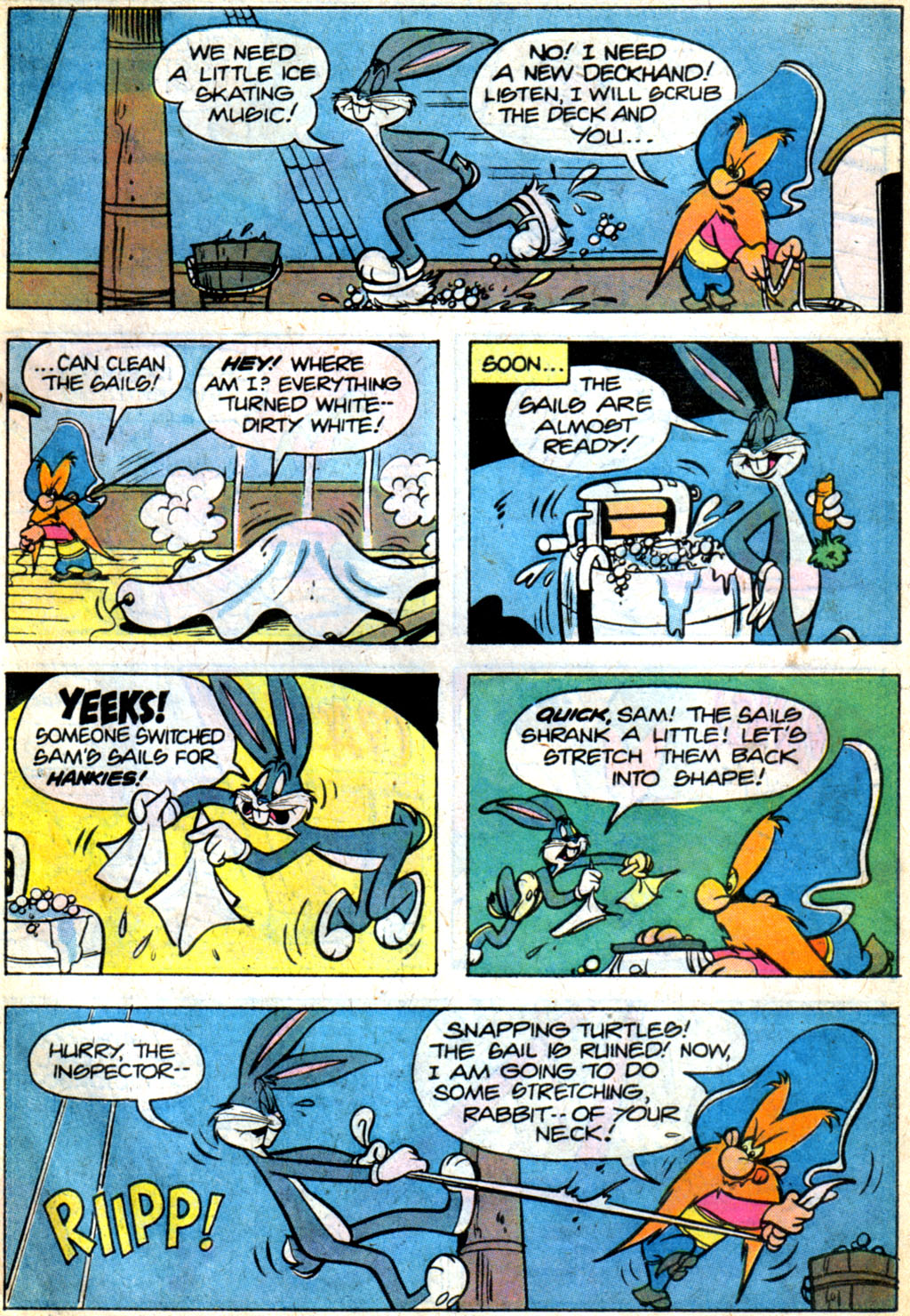 Yosemite Sam and Bugs Bunny issue 44 - Page 23
