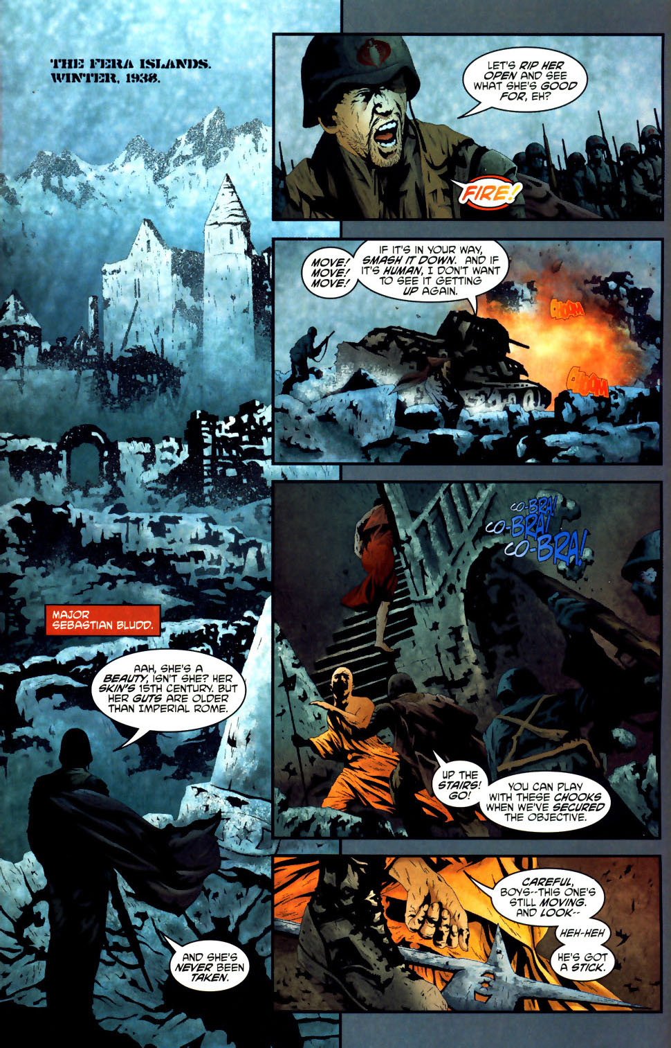 Read online Transformers/G.I. Joe comic -  Issue #1 - 3
