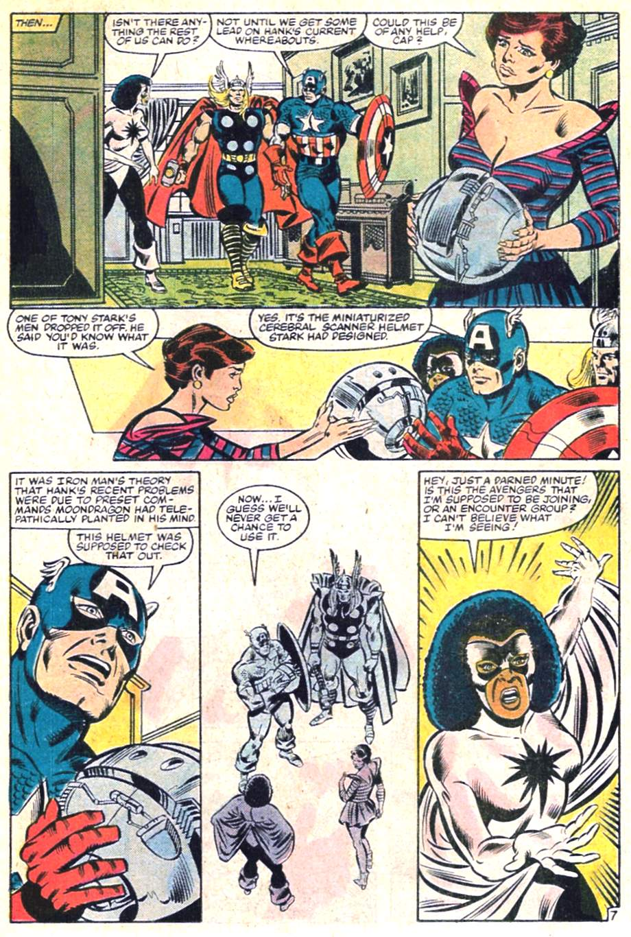 The Avengers (1963) 229 Page 7
