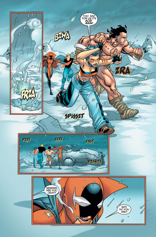 Read online Alpha Flight (2004) comic -  Issue #10 - 20