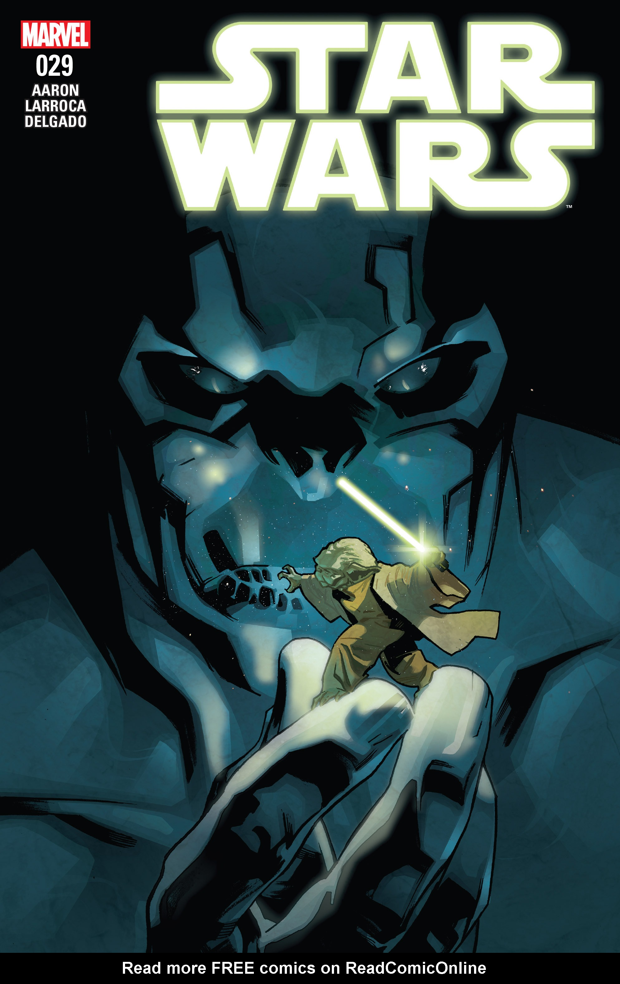 Star Wars (2015) 29 Page 1