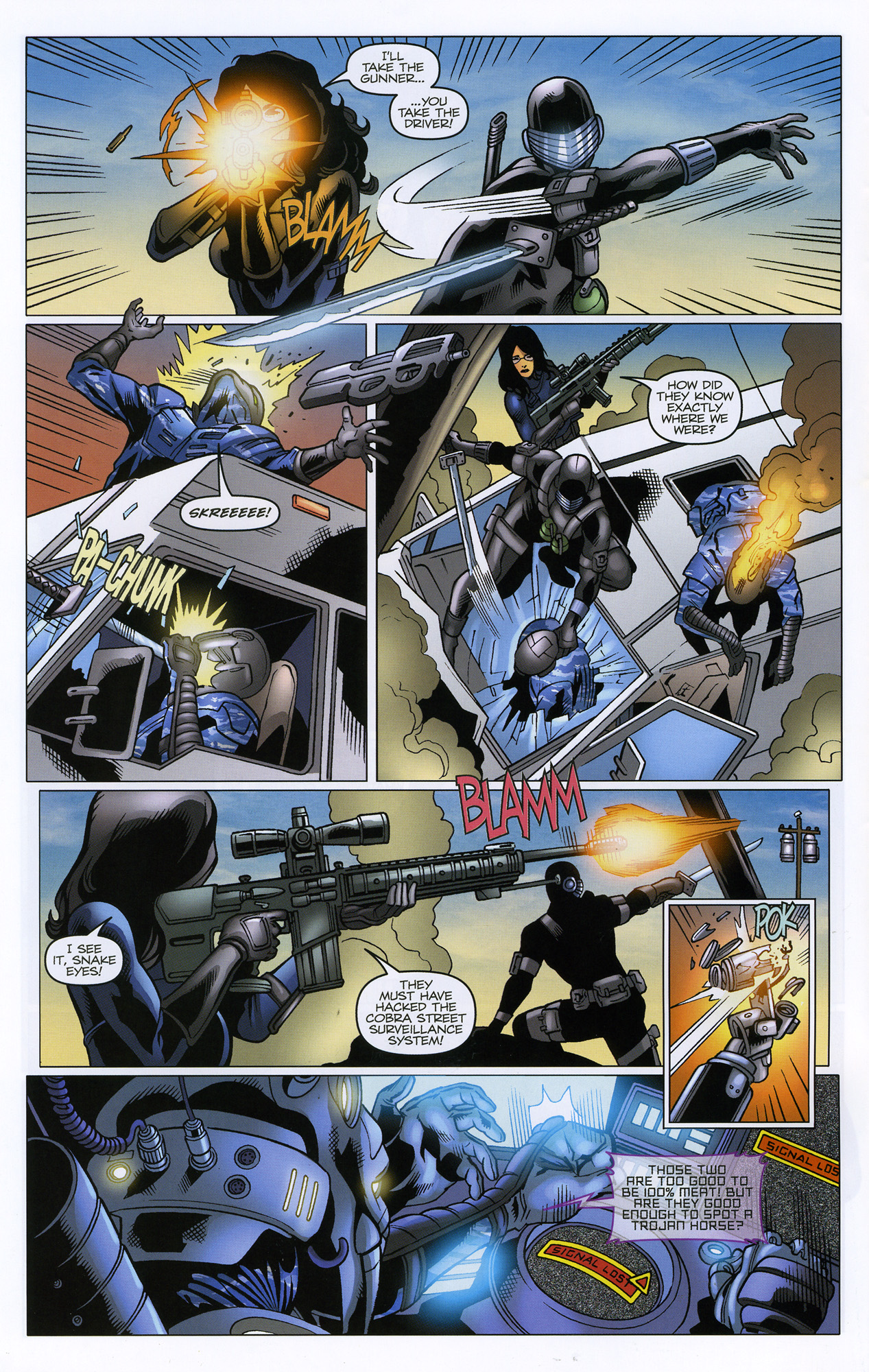 G.I. Joe: A Real American Hero 178 Page 8