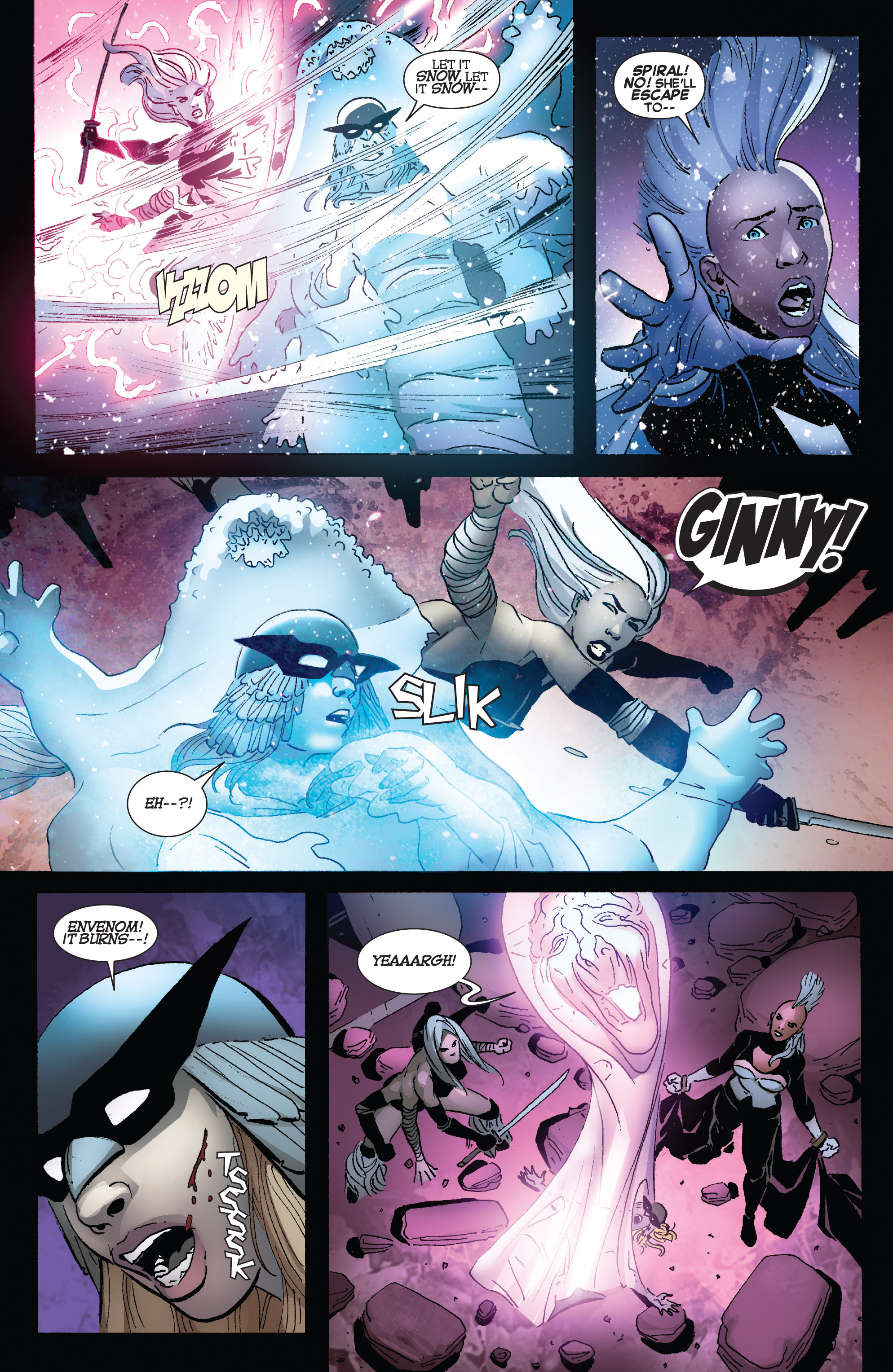Read online Uncanny X-Force (2013) comic -  Issue #15 - 14