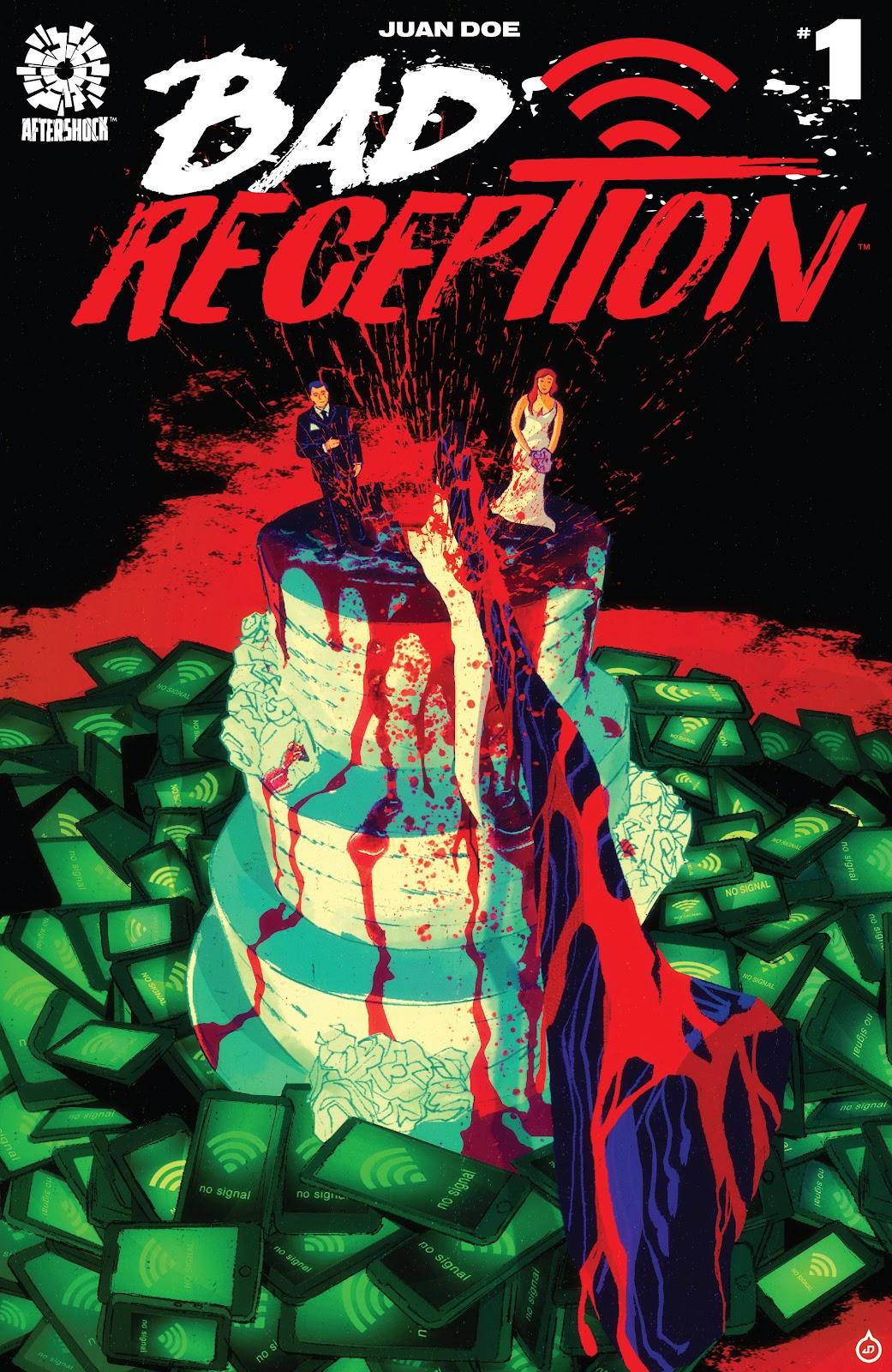 Bad Reception 1 Page 1