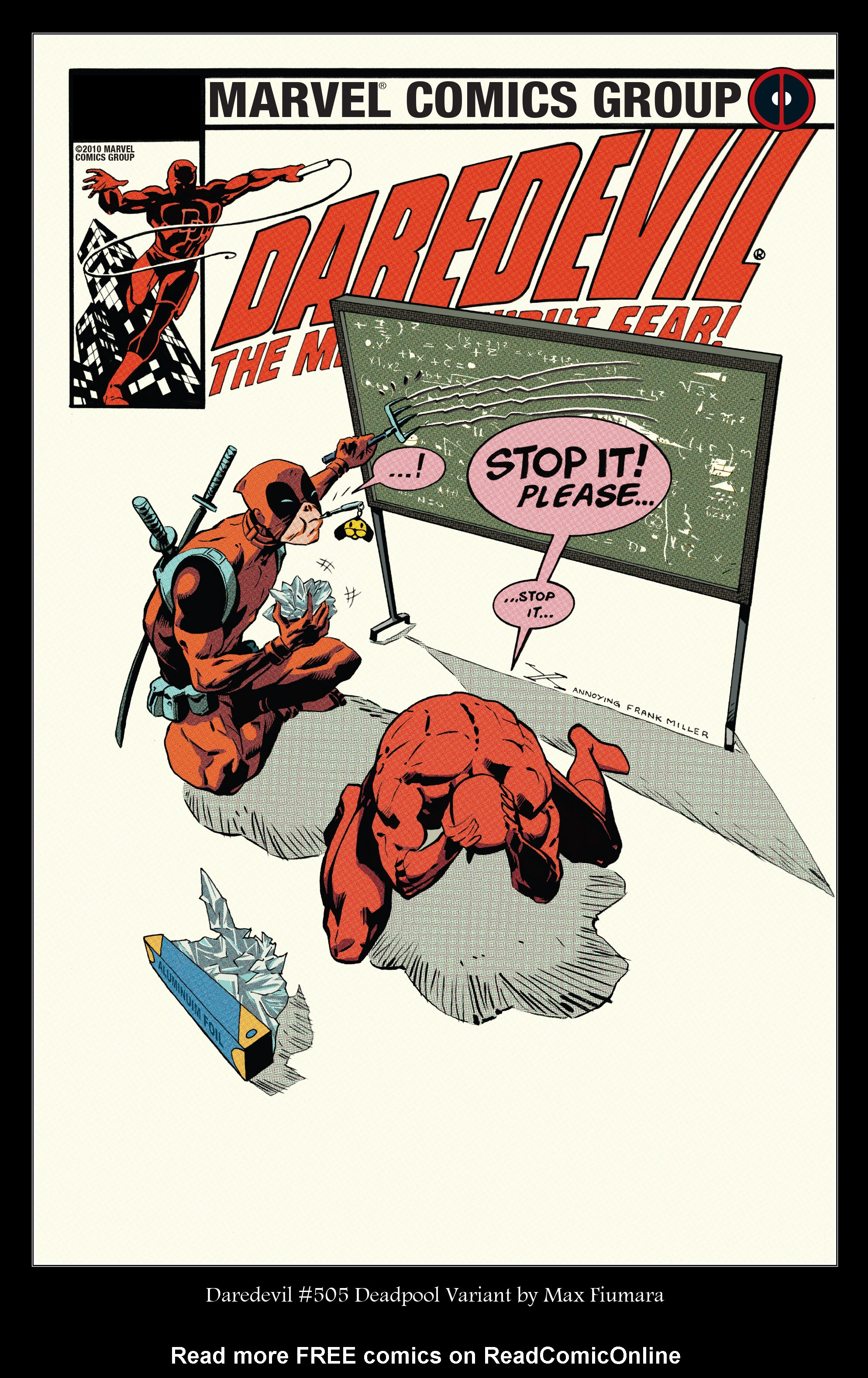 Read online True Believers: Deadpool Variants comic -  Issue # Full - 5