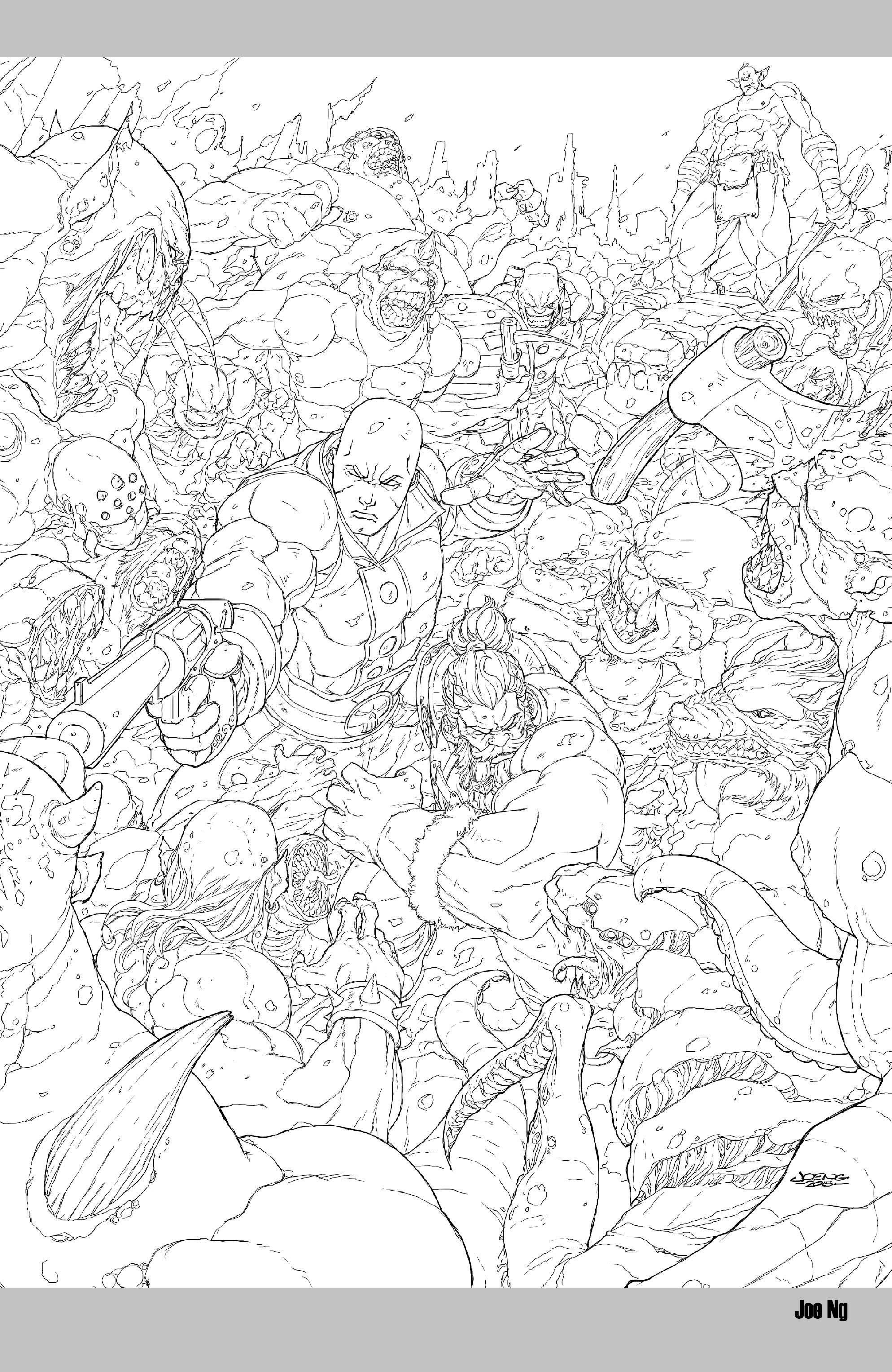 Read online Skullkickers comic -  Issue #100 - 26