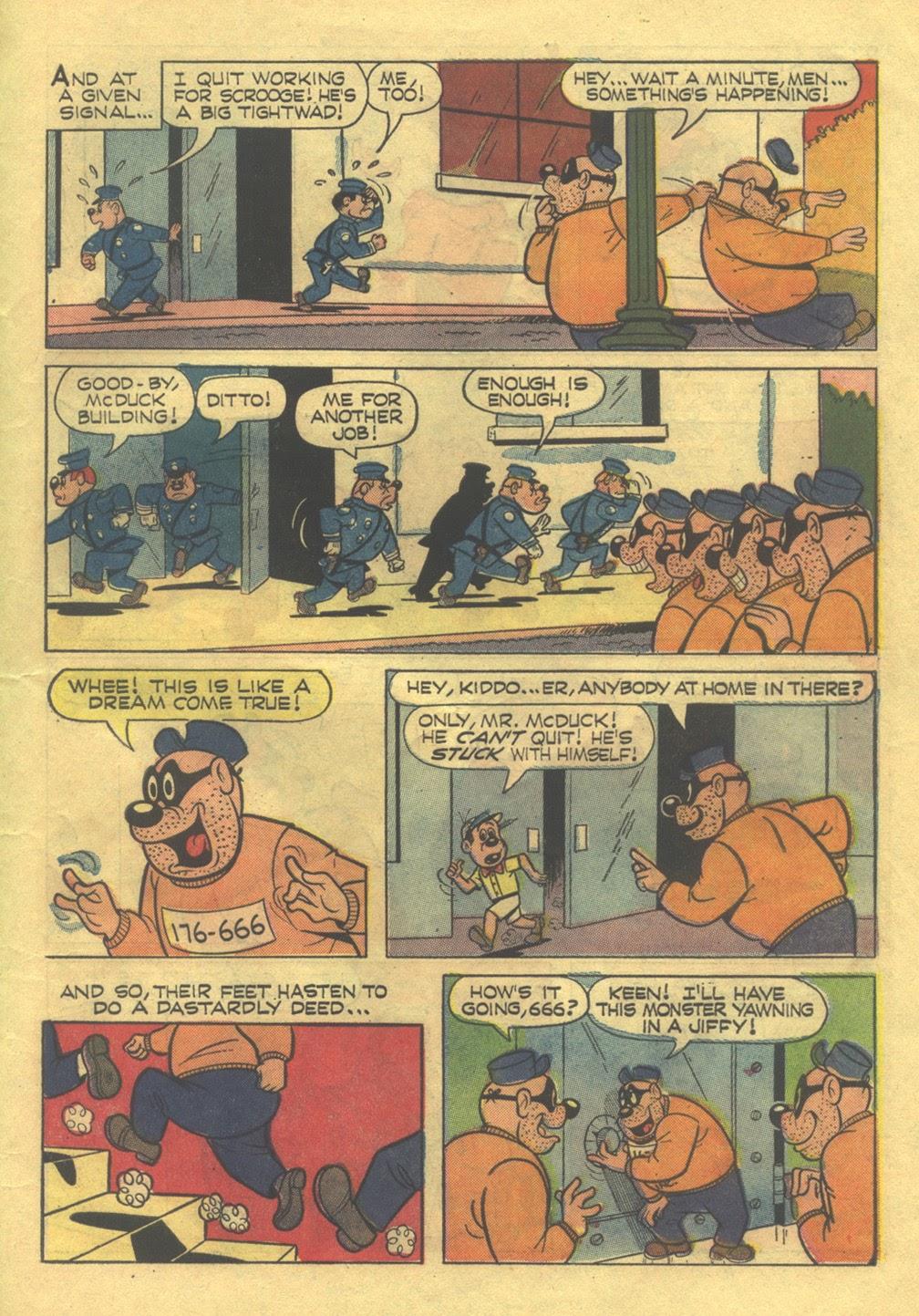 Walt Disney THE BEAGLE BOYS issue 3 - Page 31