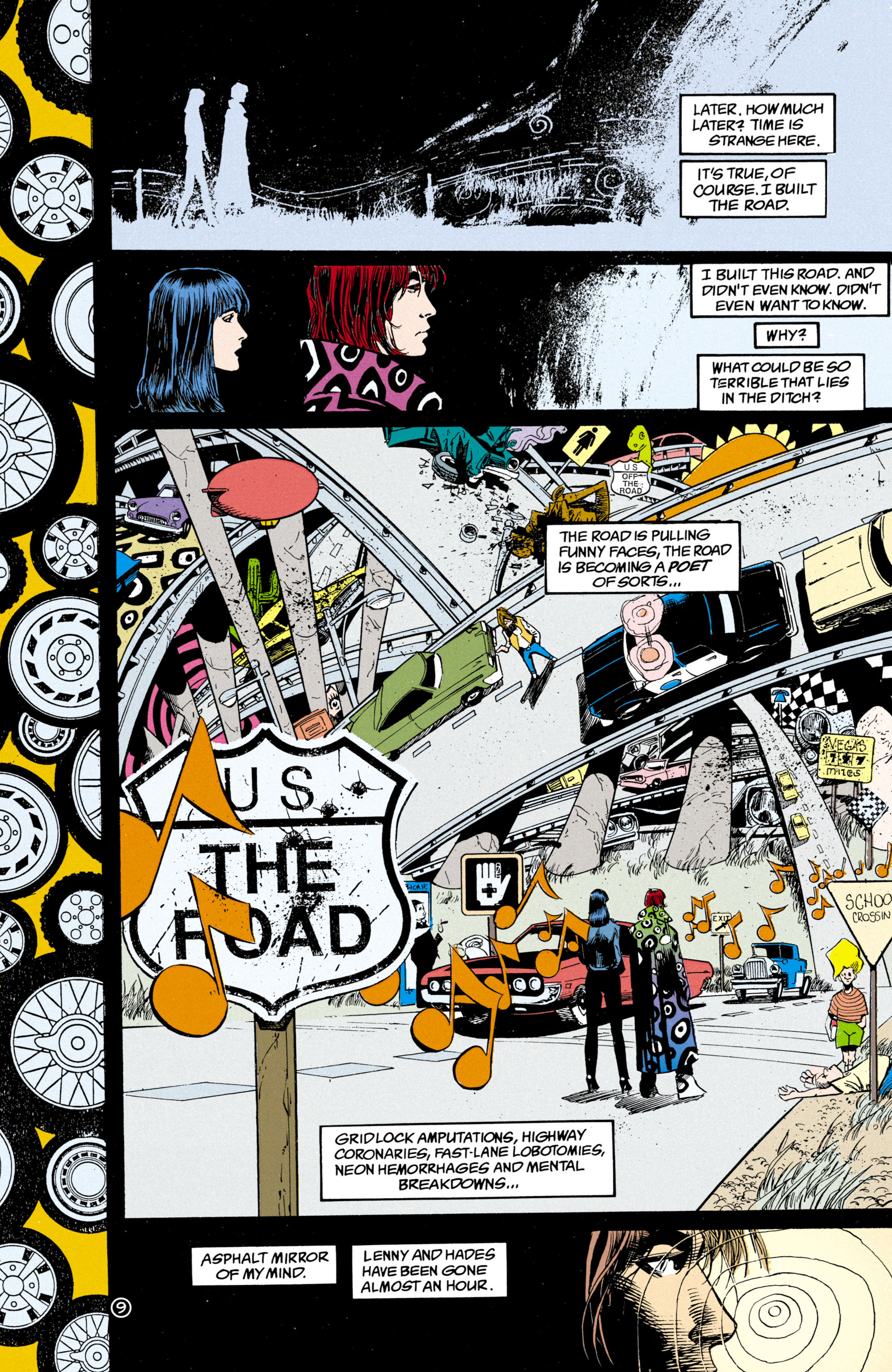 Read online Shade, the Changing Man comic -  Issue #24 - 10