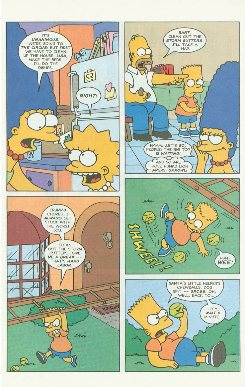 Read online Simpsons Comics comic -  Issue #7 - 4