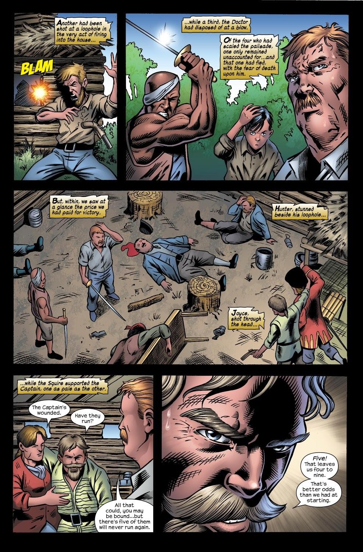 Read online Treasure Island comic -  Issue #4 - 11