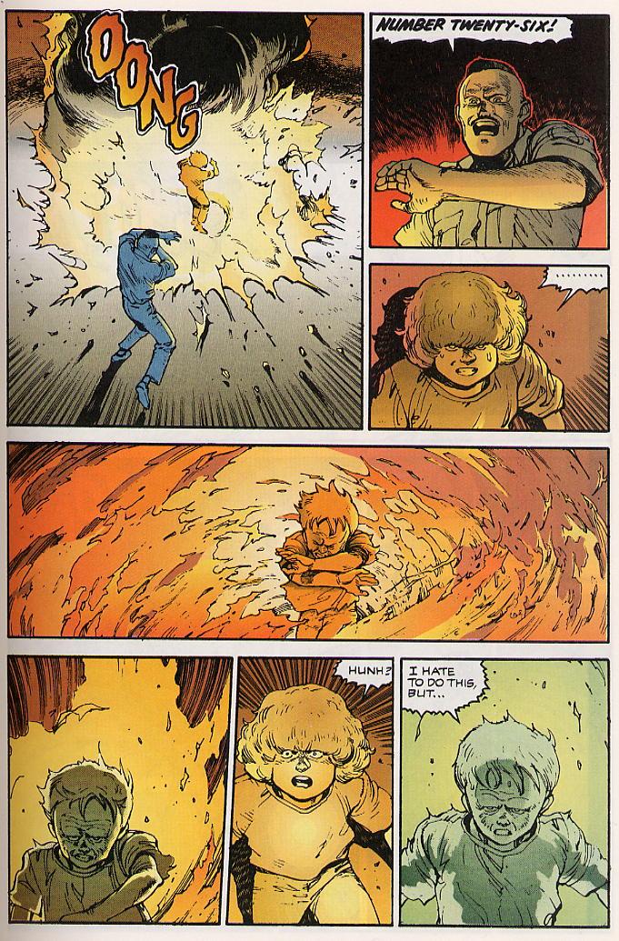 Read online Akira comic -  Issue #15 - 24