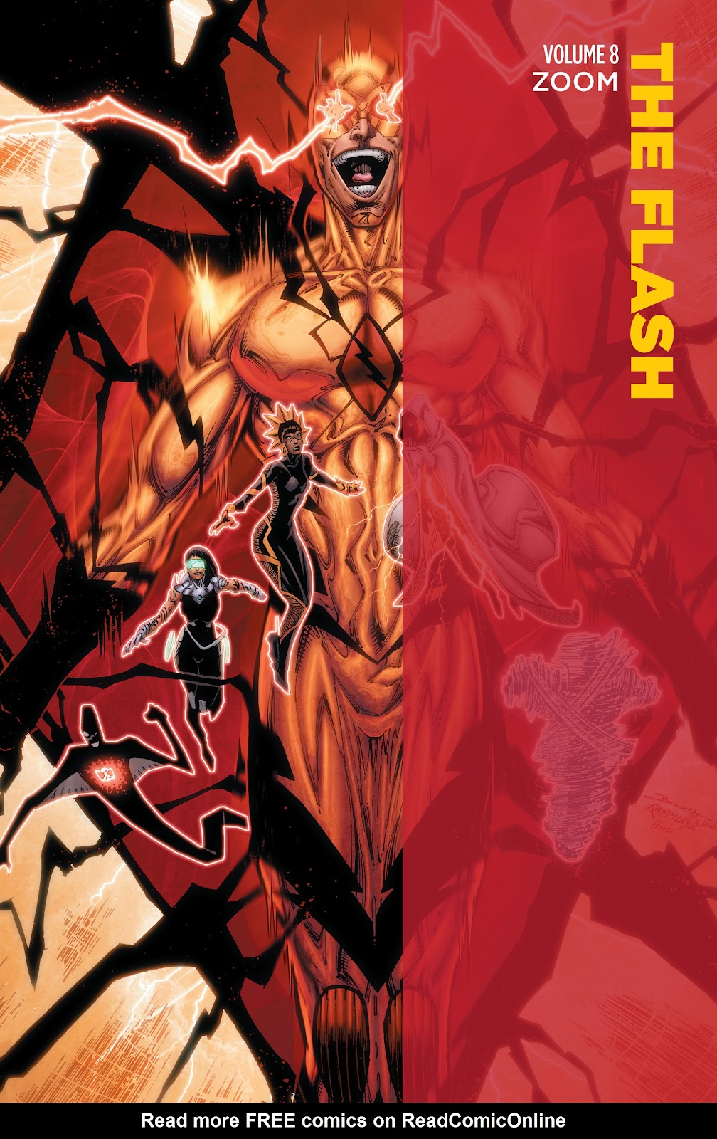 Read online The Flash (2011) comic -  Issue # _TPB 8 (Part 1) - 2