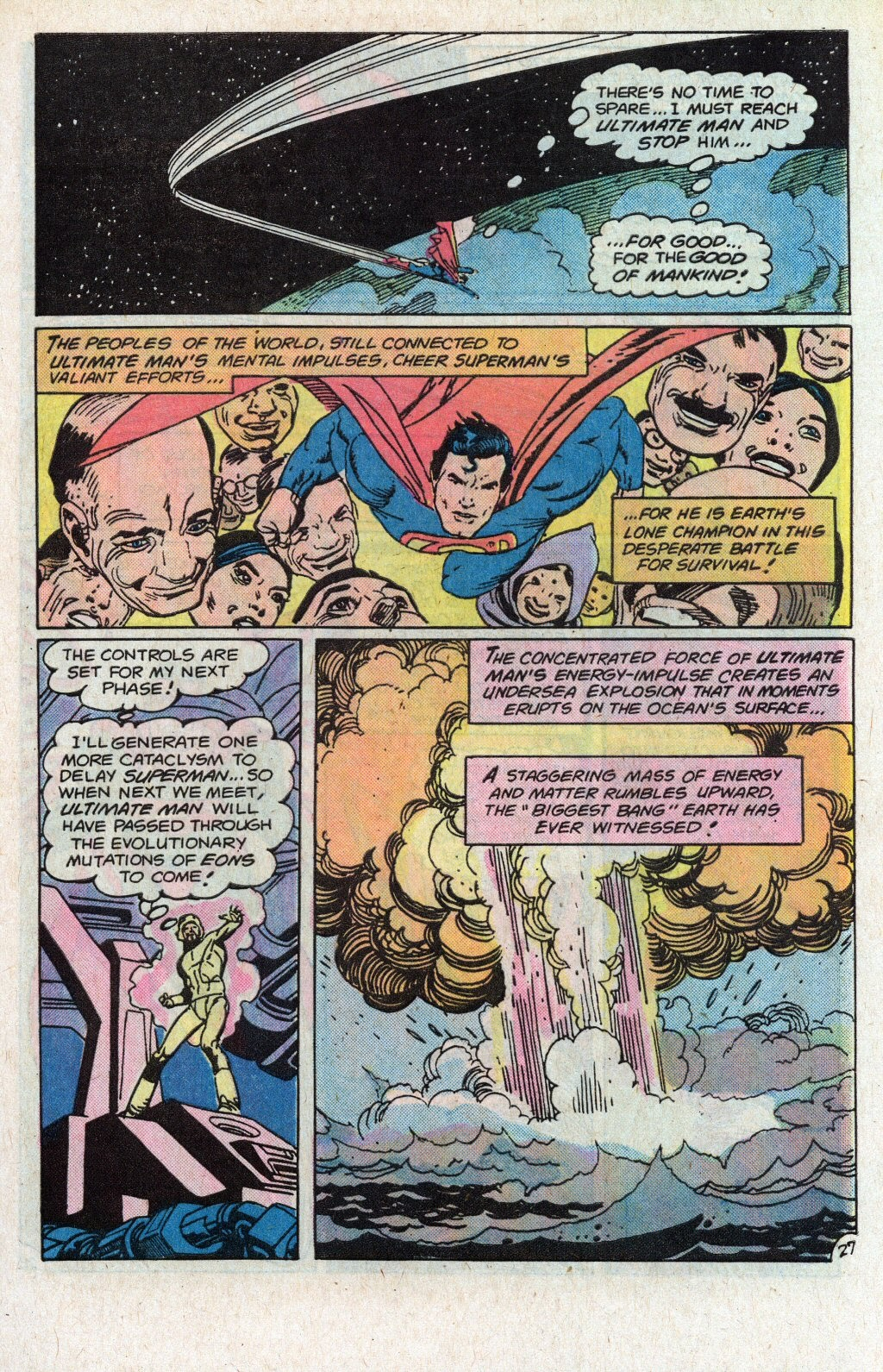 Read online Superman Special (1983) comic -  Issue #1 - 33
