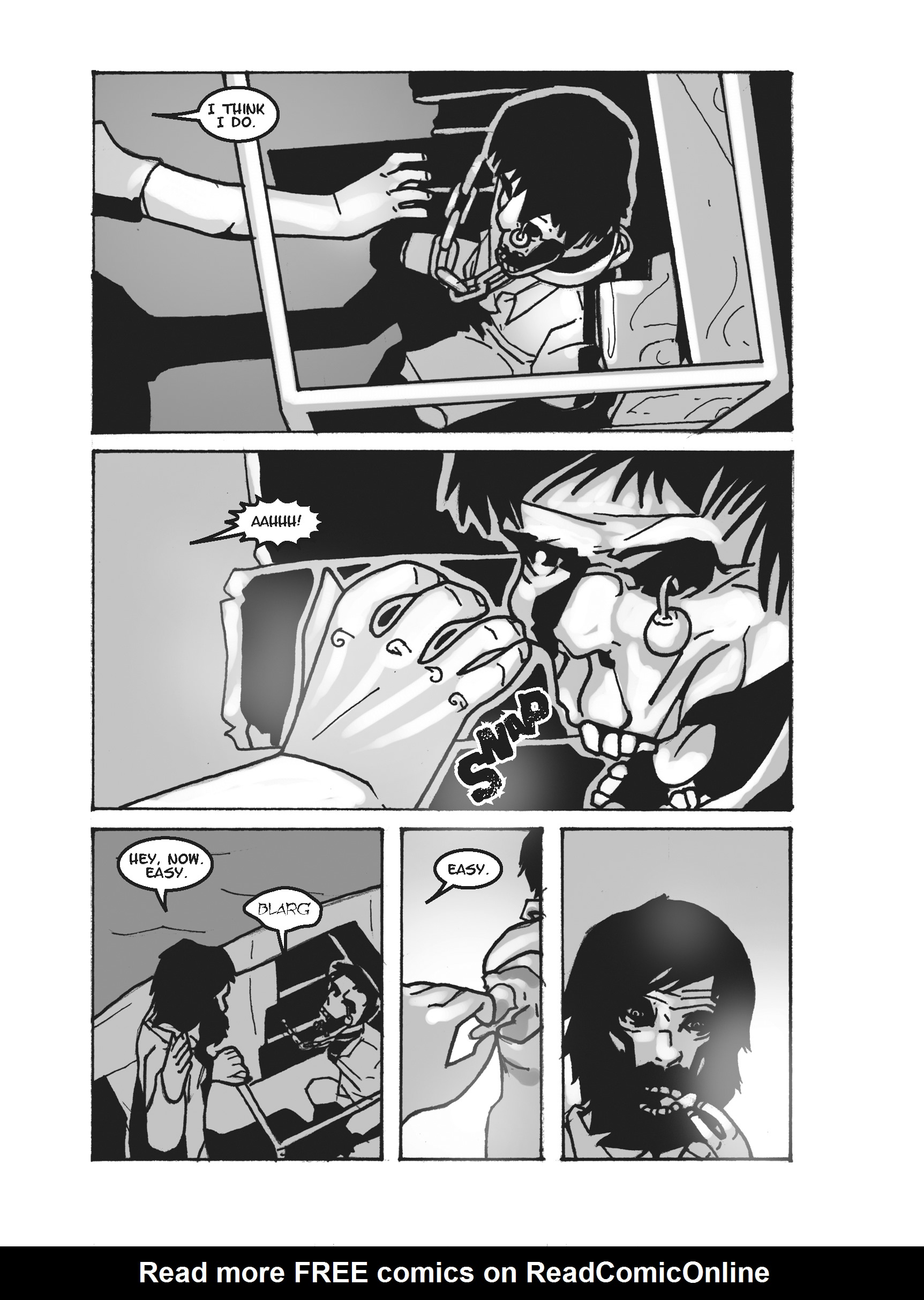 Read online FUBAR comic -  Issue #2 - 195