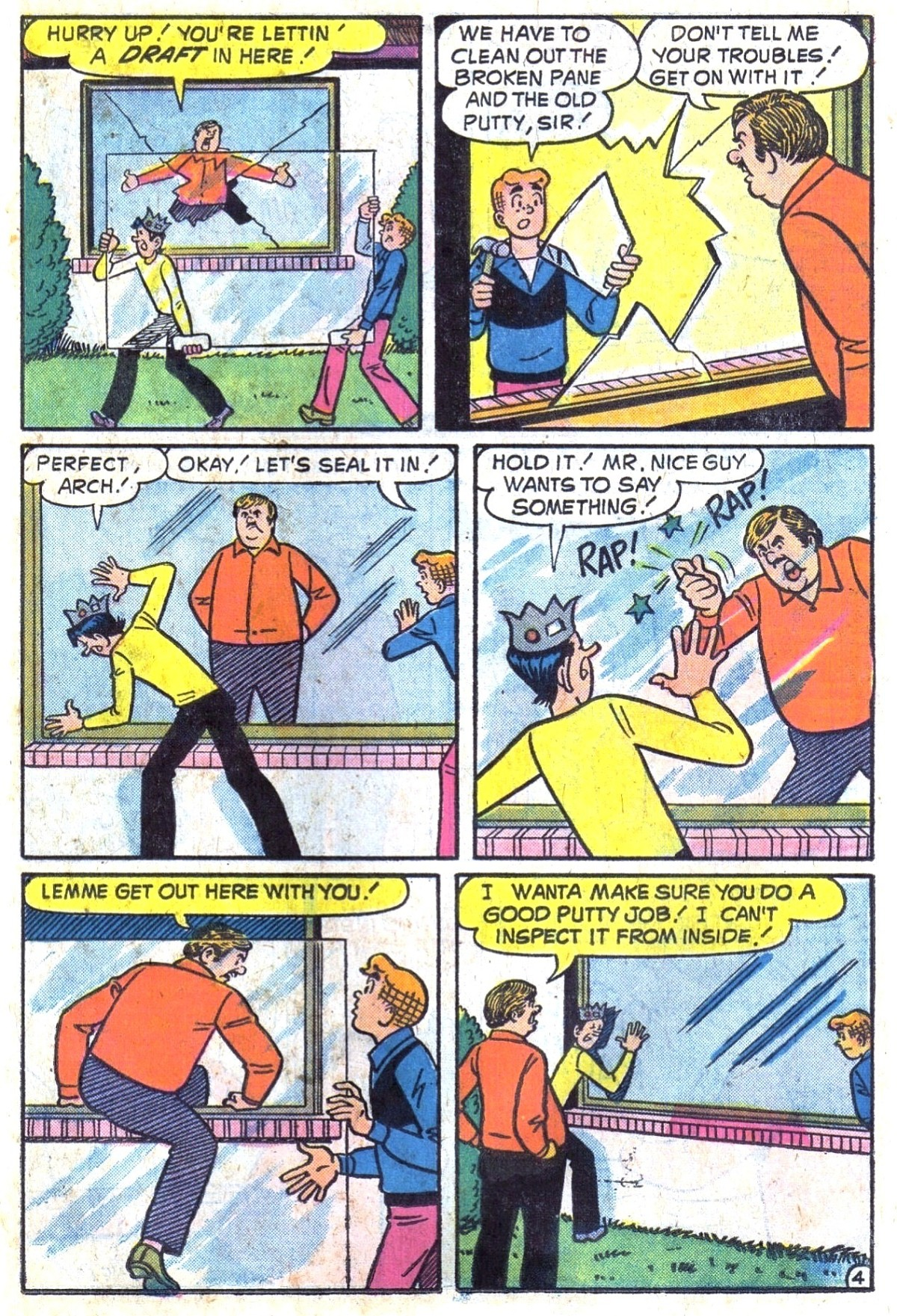Read online Archie (1960) comic -  Issue #241 - 23