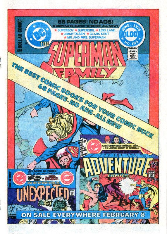 Read online Wonder Woman (1942) comic -  Issue #255 - 18