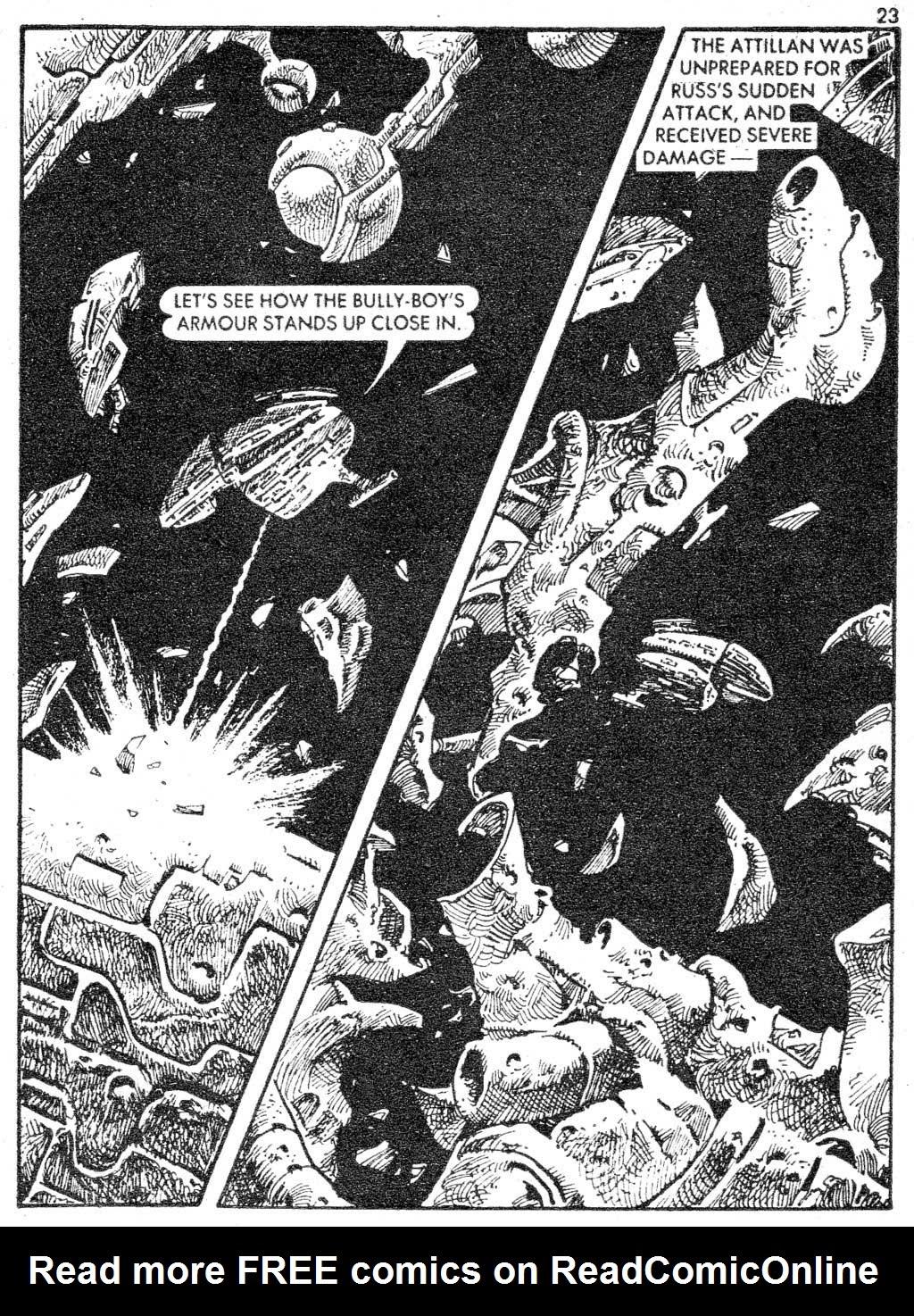 Starblazer issue 87 - Page 23