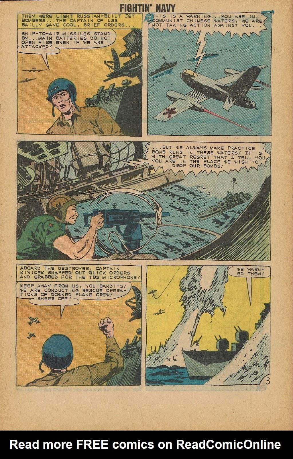 Read online Fightin' Navy comic -  Issue #112 - 32