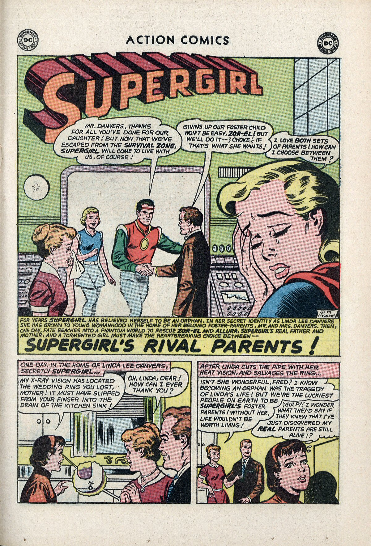 Read online Action Comics (1938) comic -  Issue #310 - 19