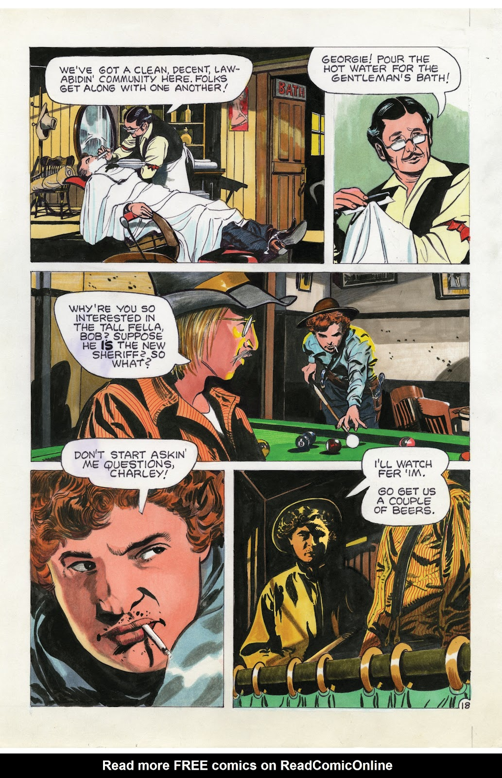 Read online Doug Wildey's Rio: The Complete Saga comic -  Issue # TPB (Part 1) - 84