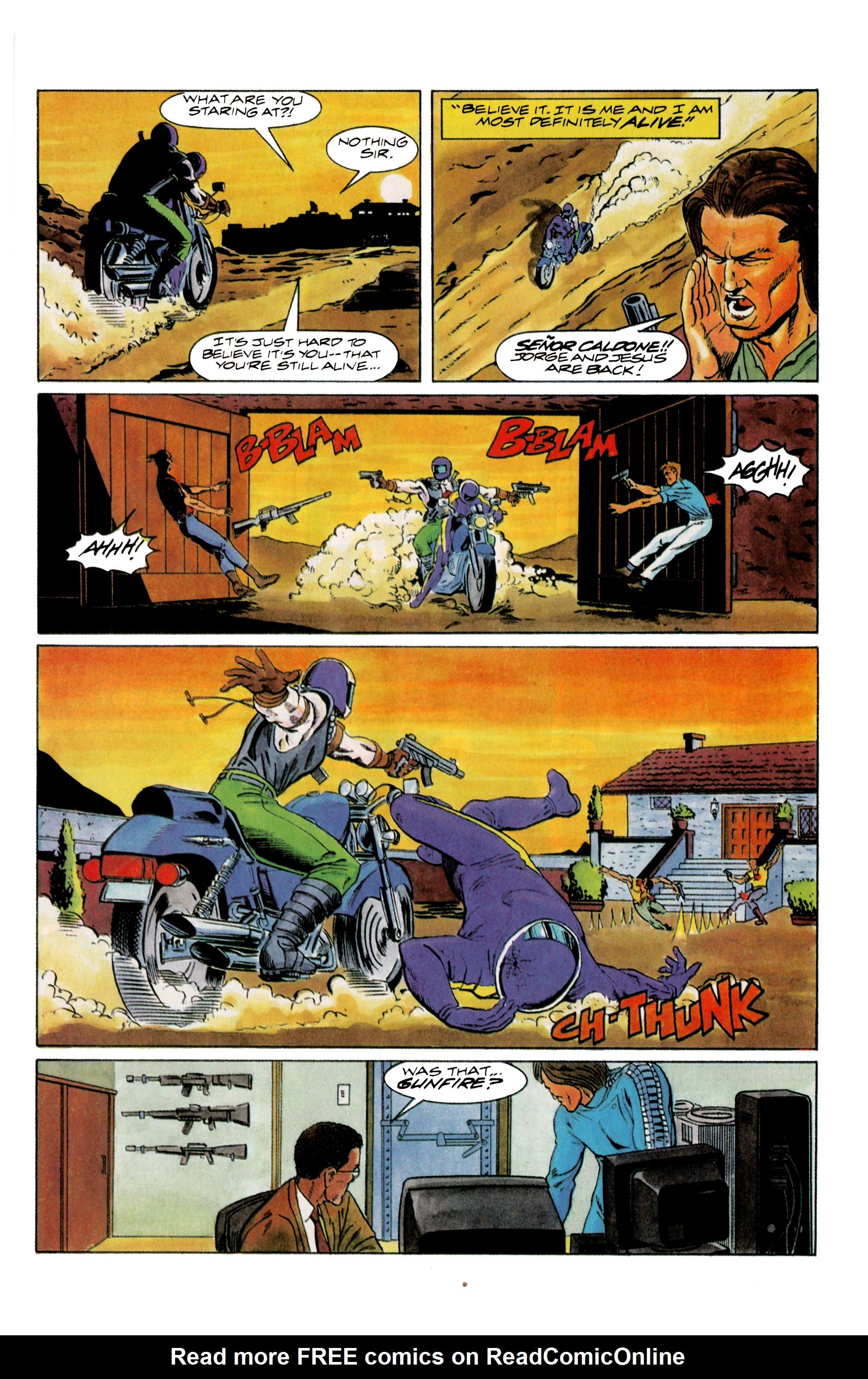 Read online Eternal Warrior (1992) comic -  Issue #14 - 18