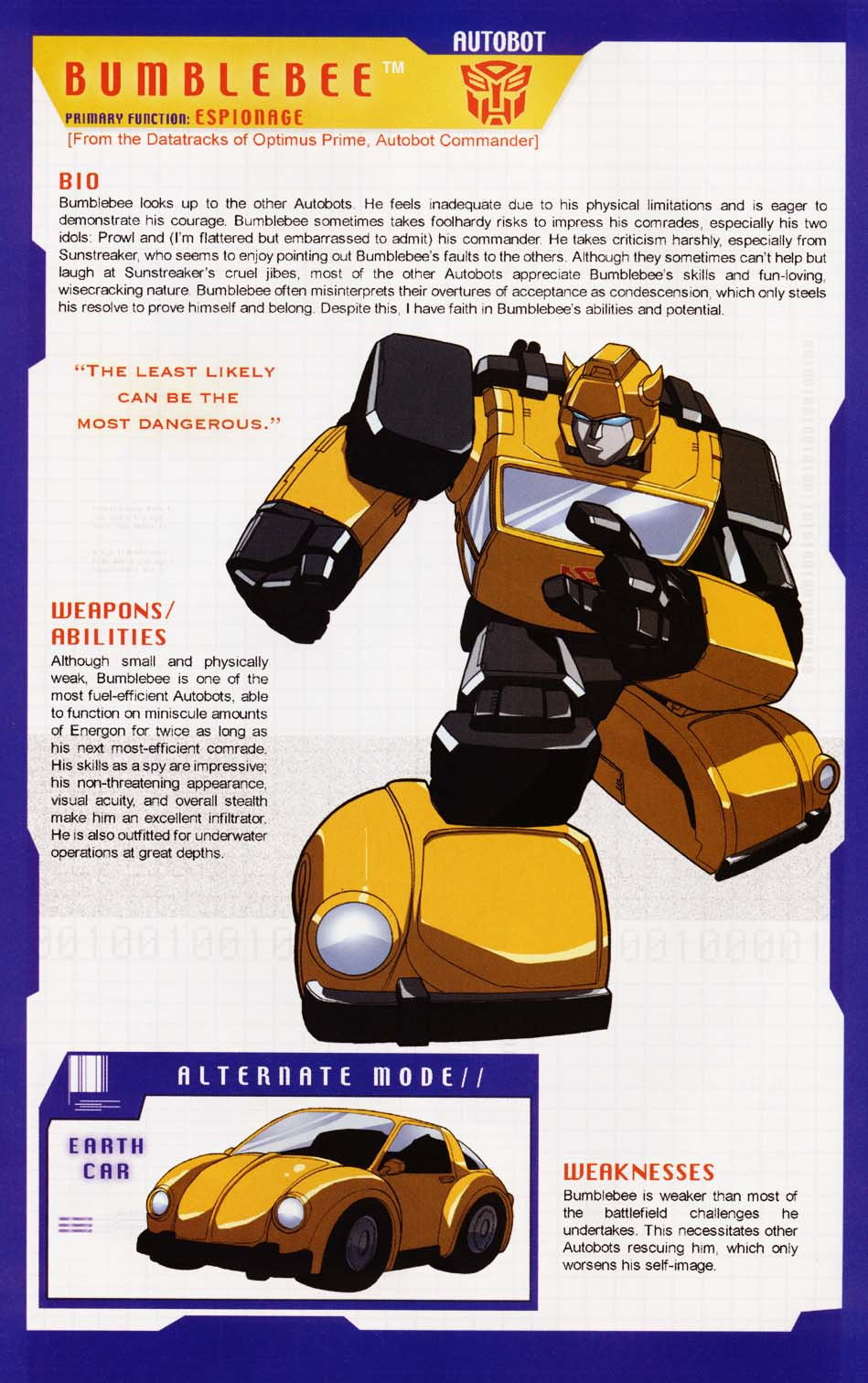 Read online Transformers: More than Meets the Eye comic -  Issue #1 - 44