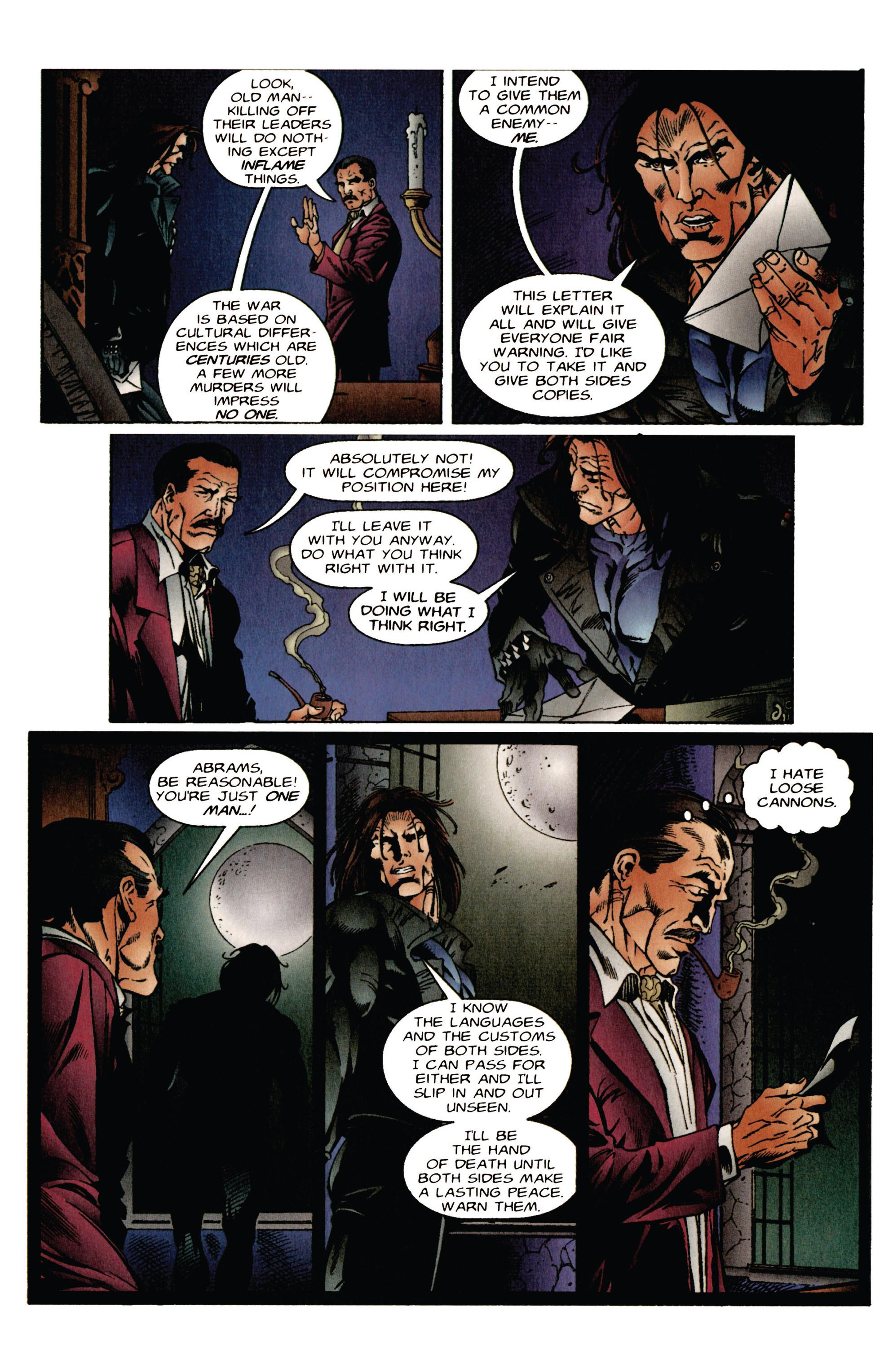 Read online Eternal Warrior (1992) comic -  Issue #41 - 12