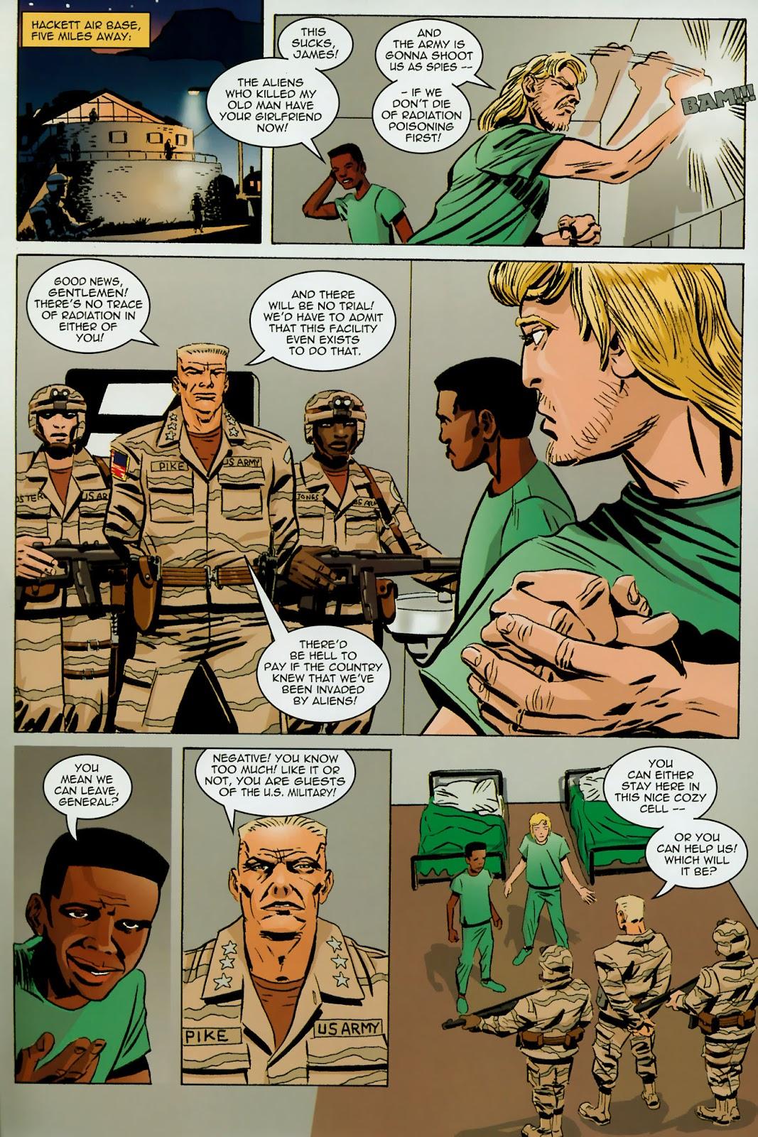 The Savage Dragon (1993) Issue #150 #153 - English 56