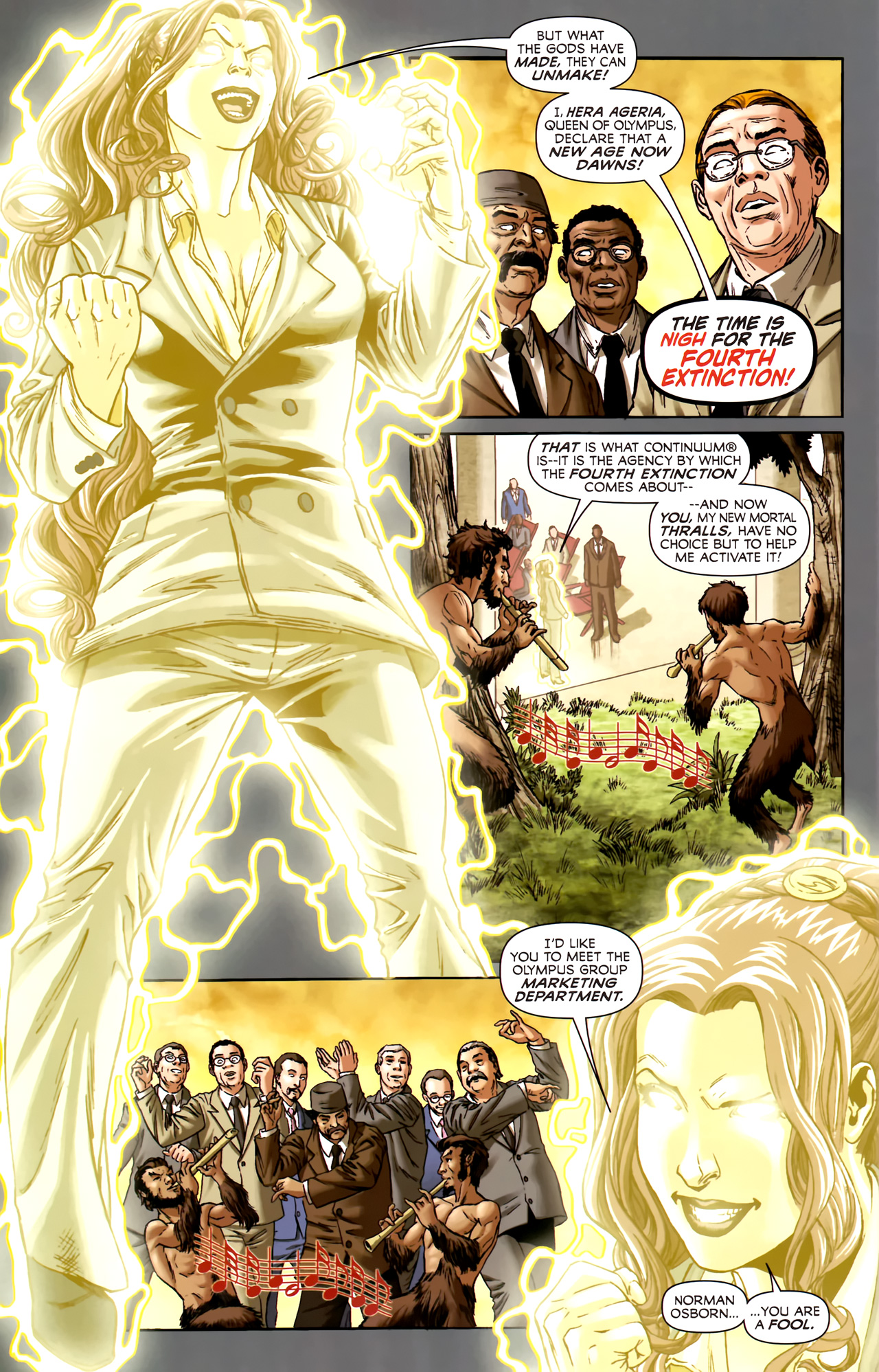 Read online Assault on New Olympus Prologue comic -  Issue #Assault on New Olympus Prologue Full - 31