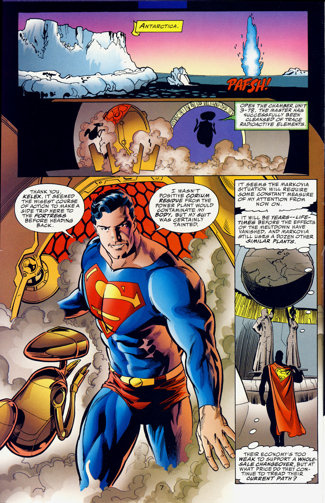 Read online Action Comics (1938) comic -  Issue #751 - 11