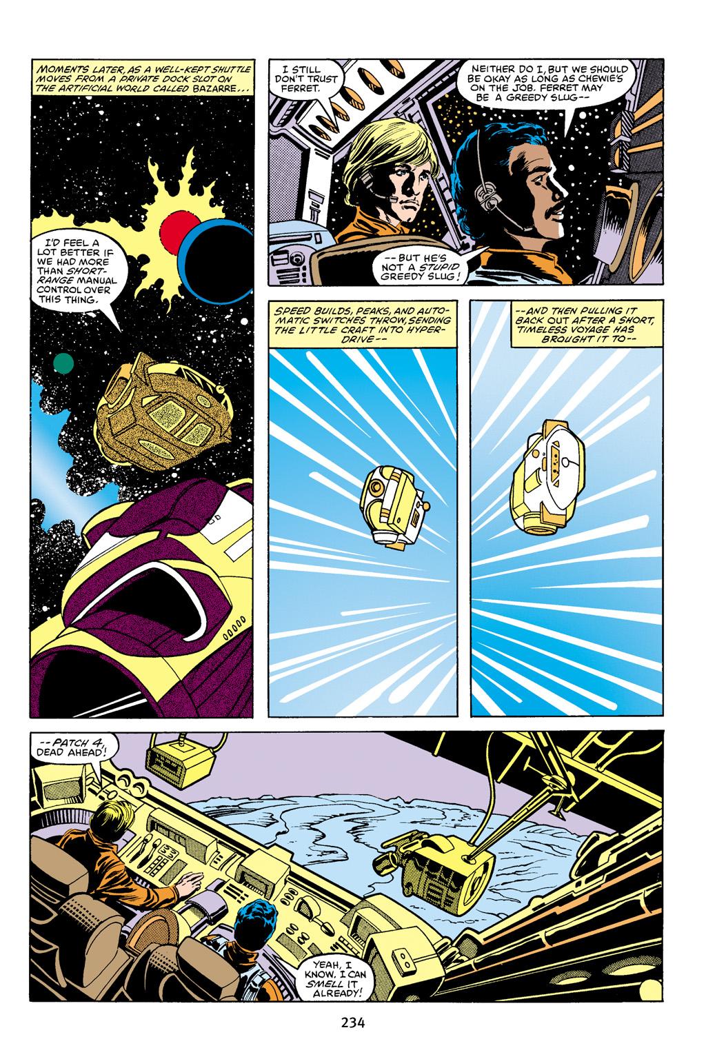 Read online Star Wars Omnibus comic -  Issue # Vol. 16 - 231