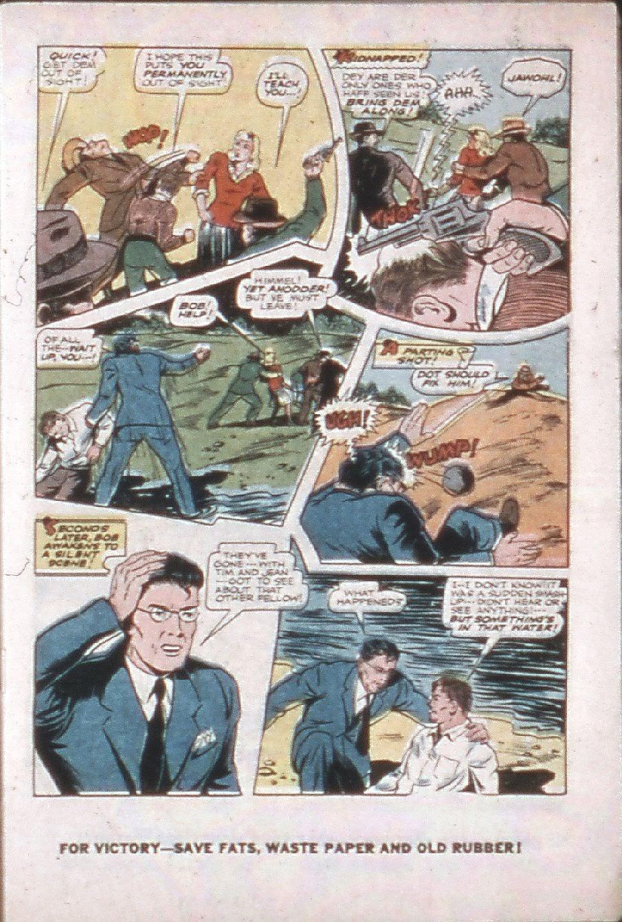 Read online America's Best Comics comic -  Issue #11 - 5