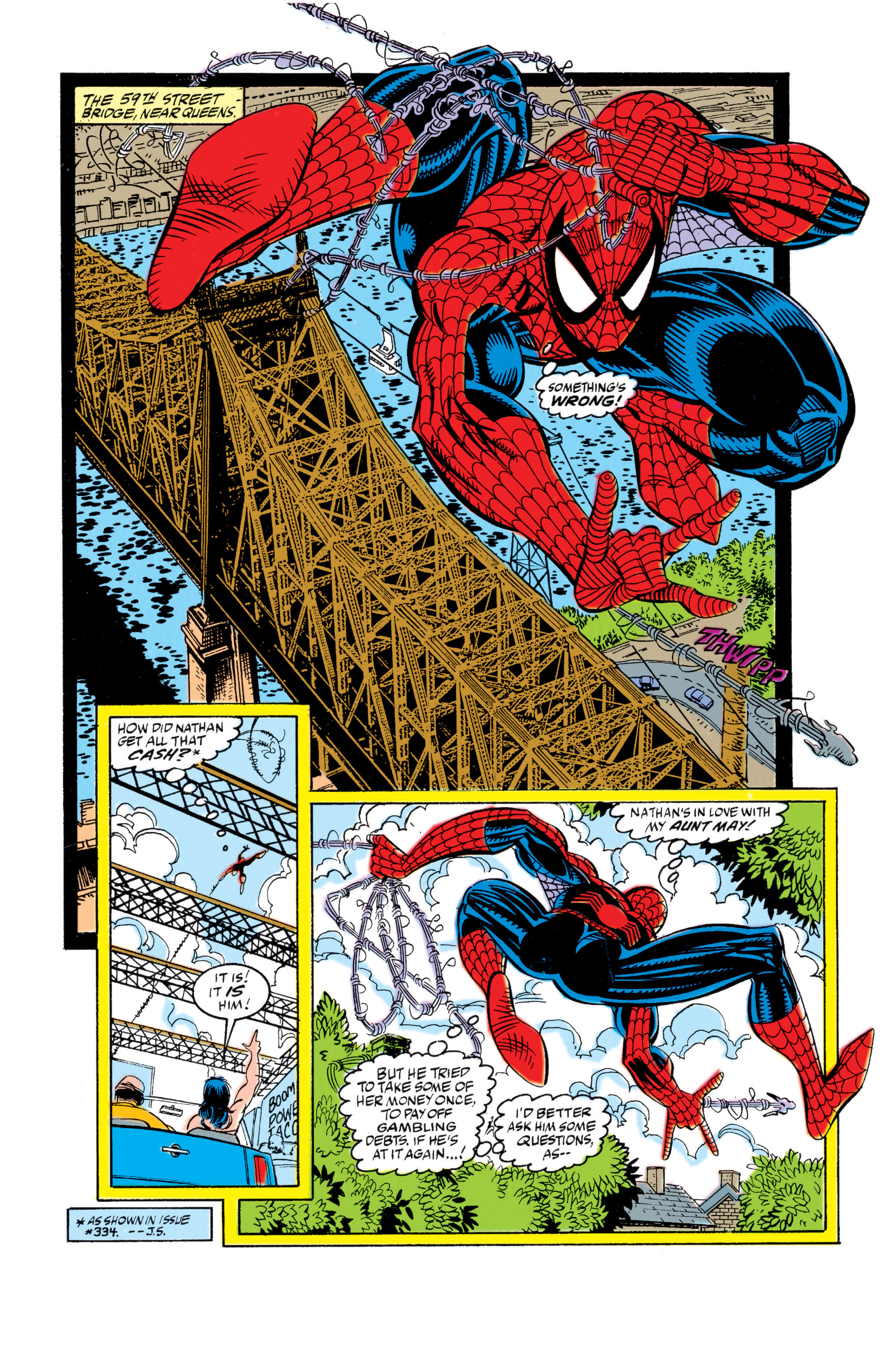 The Amazing Spider-Man (1963) 336 Page 4