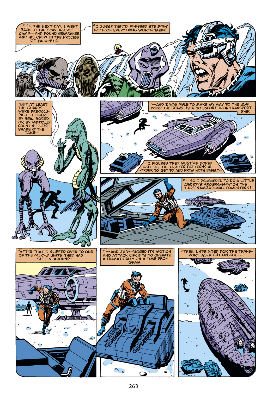 Read online Star Wars Omnibus comic -  Issue # Vol. 18 - 248